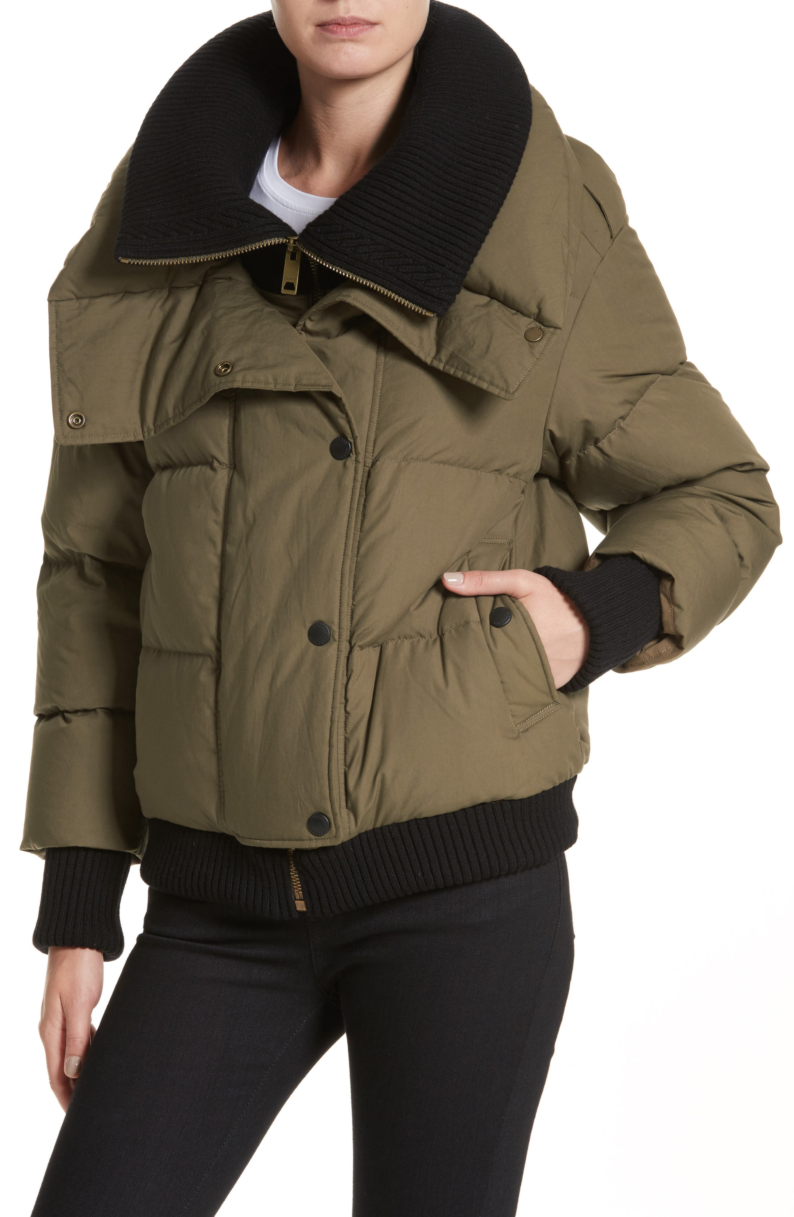 Greenlawkn Puffer Jacket,                             Alternate thumbnail 4, color,                             364