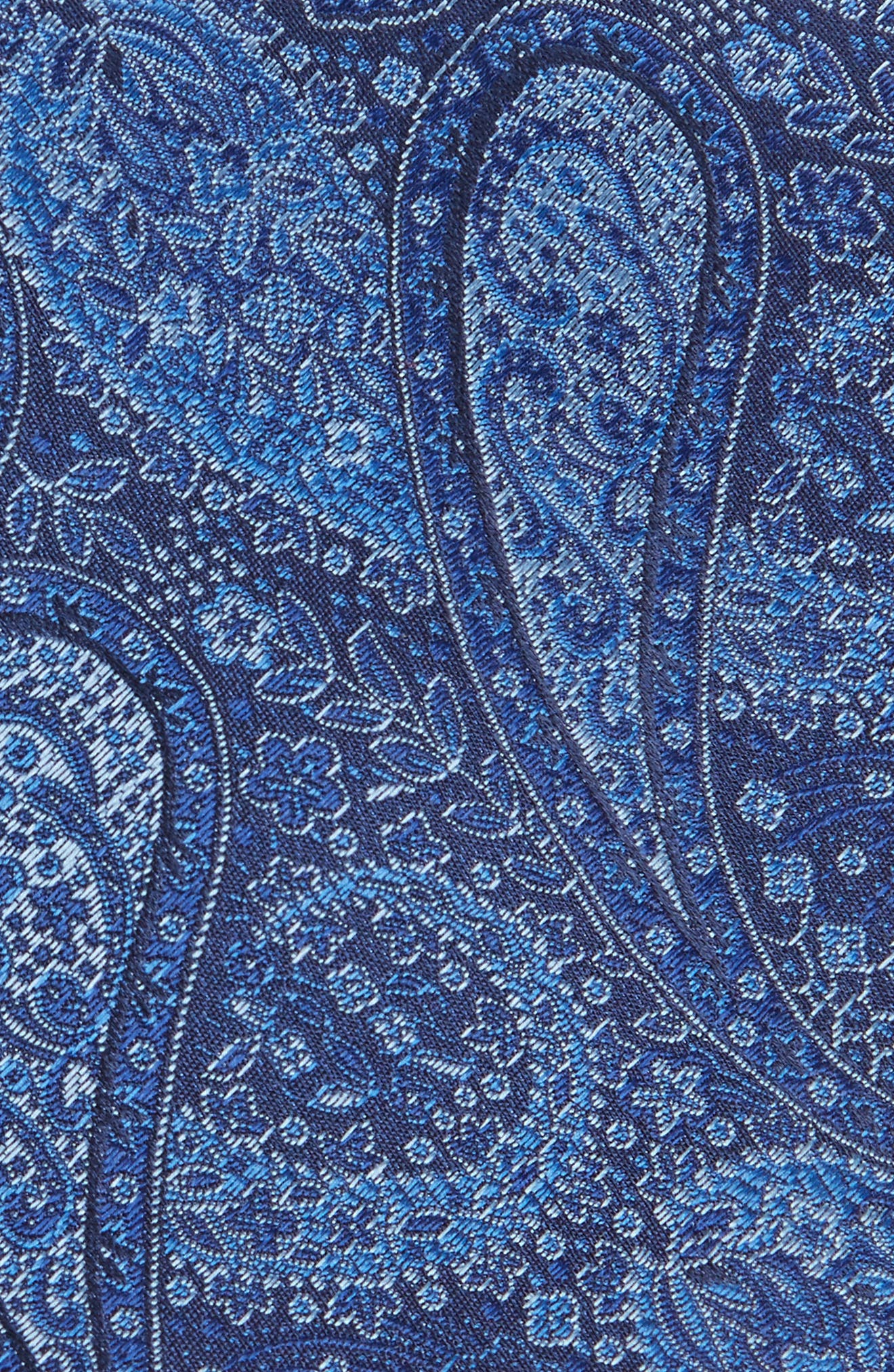 Paisley Silk Tie,                             Alternate thumbnail 5, color,