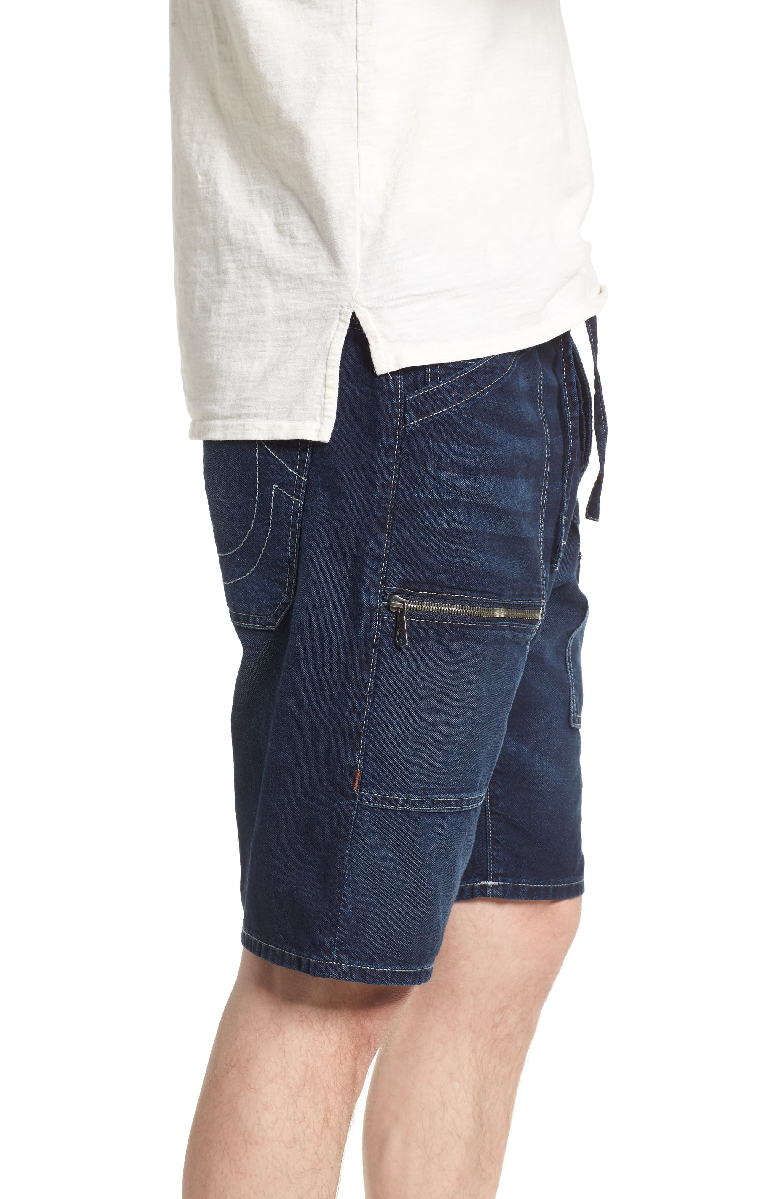 Trail Utility Shorts,                             Alternate thumbnail 3, color,                             UNION SPECIAL