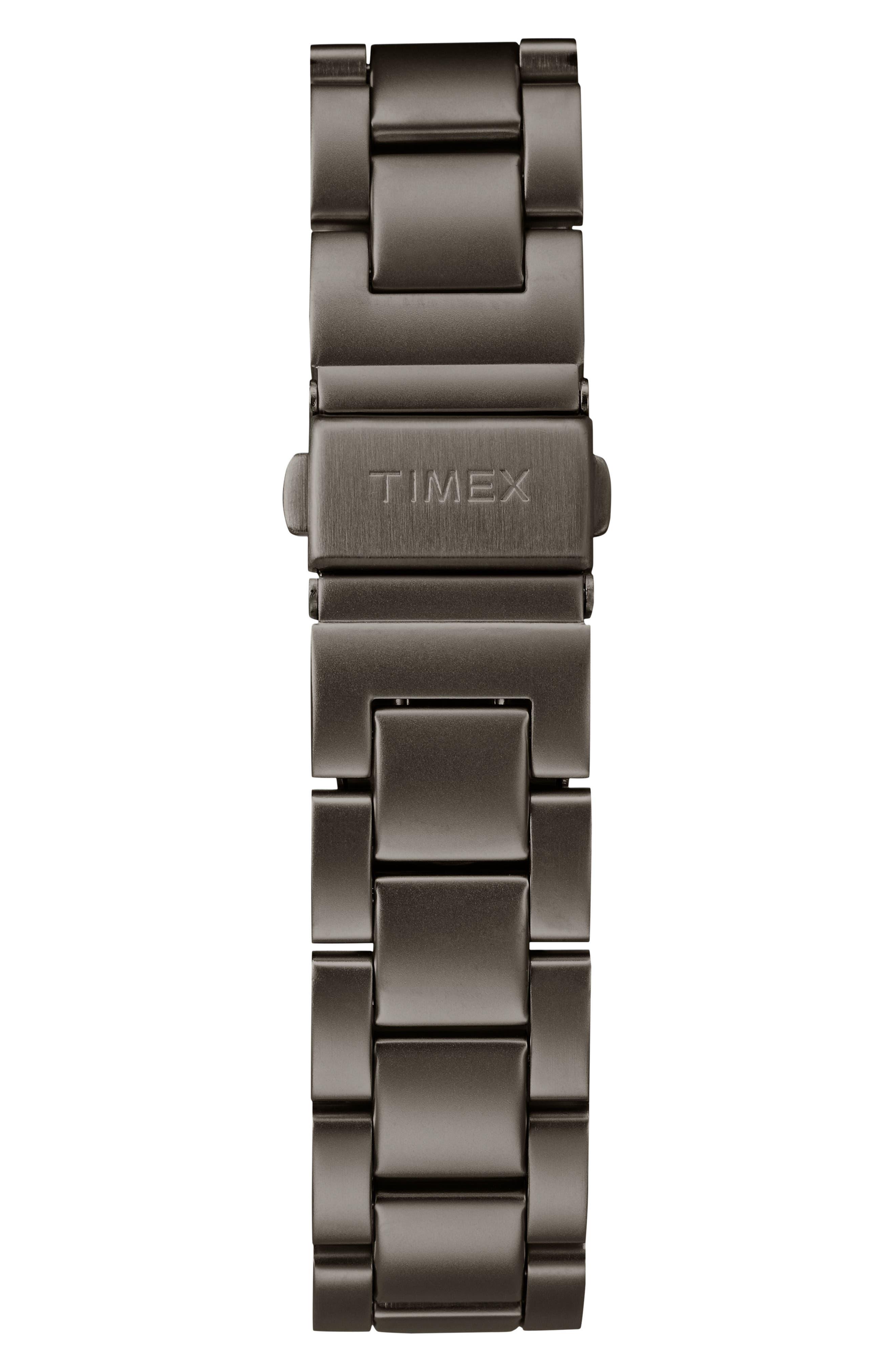 Allied Bracelet Watch, 40mm,                             Alternate thumbnail 2, color,                             GREY