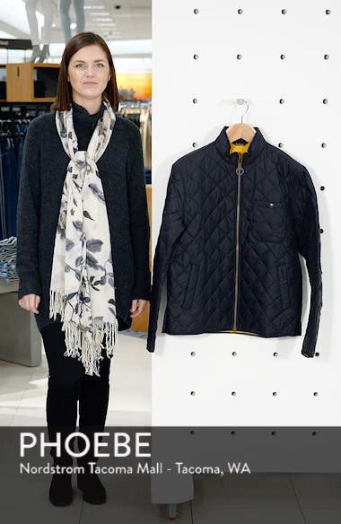Pod Slim Fit Quilted Jacket, sales video thumbnail