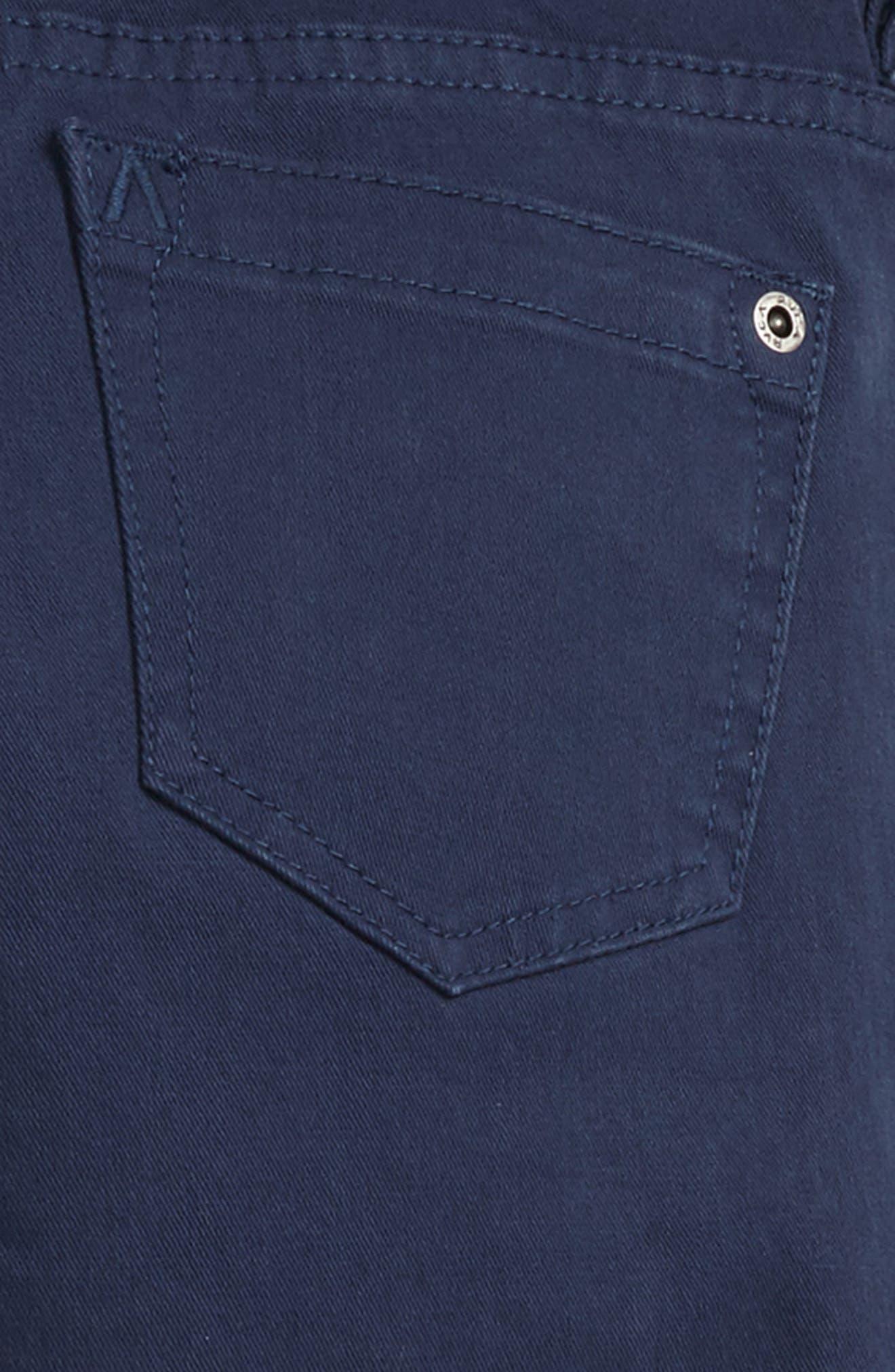 'Daggers' Slim Fit Twill Pants,                             Alternate thumbnail 10, color,