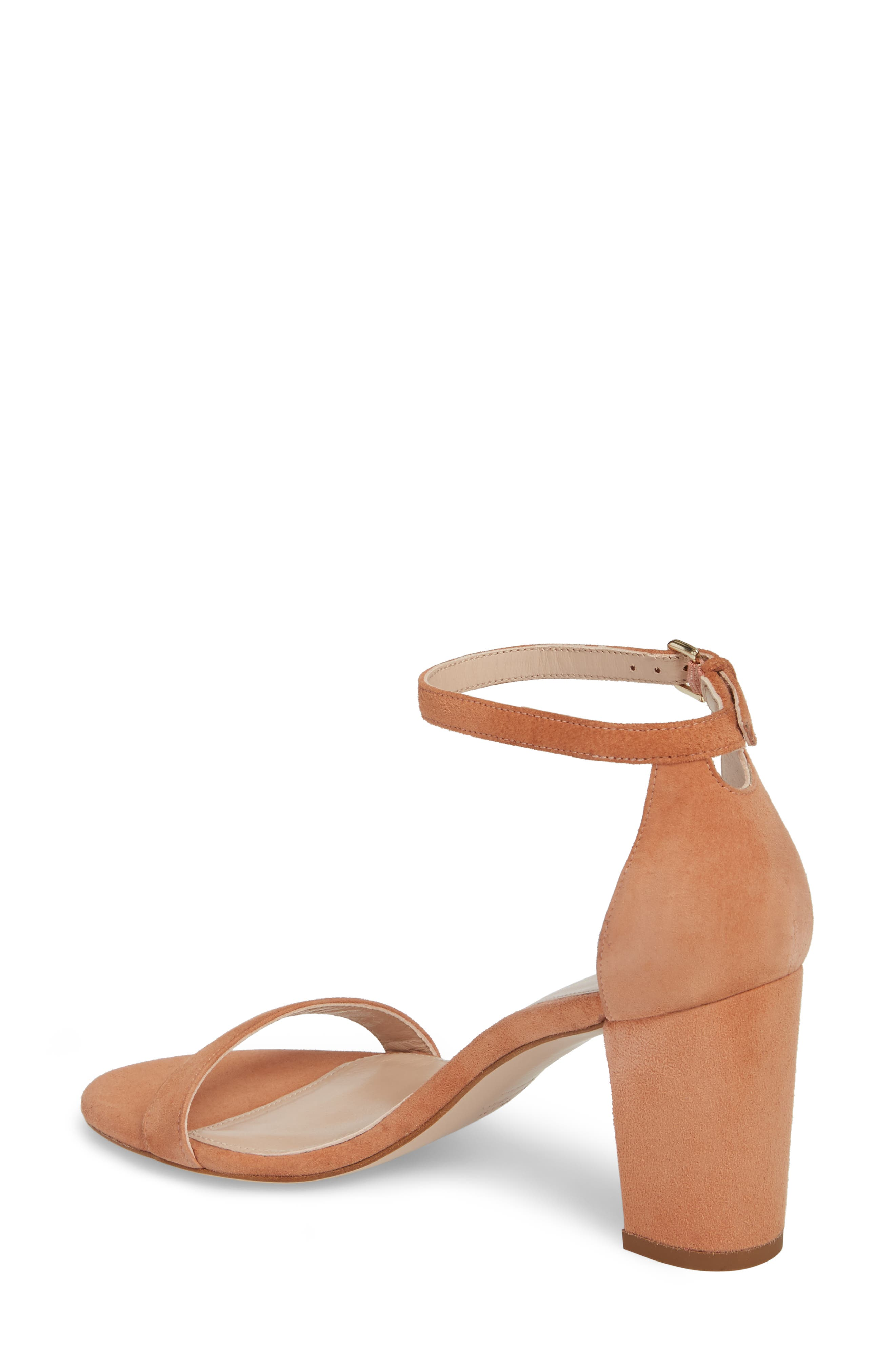 NearlyNude Ankle Strap Sandal,                             Alternate thumbnail 31, color,