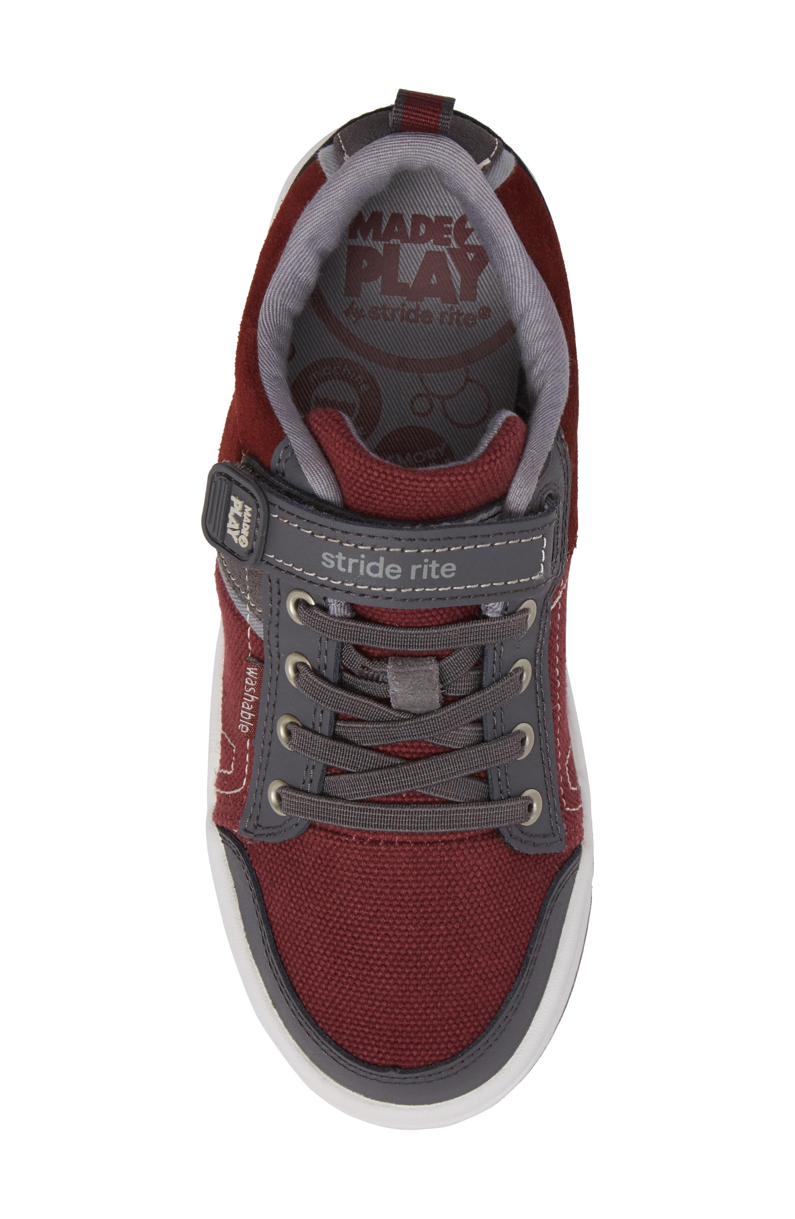 'Made 2 Play<sup>™</sup> - Kaleb' Sneaker,                             Alternate thumbnail 5, color,                             601