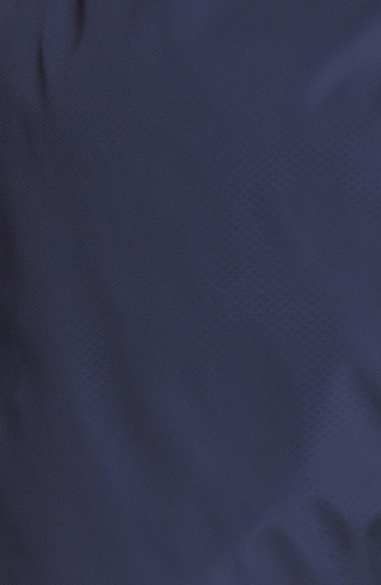 Boxer Mare Swim Shorts,                             Alternate thumbnail 5, color,                             BLUE