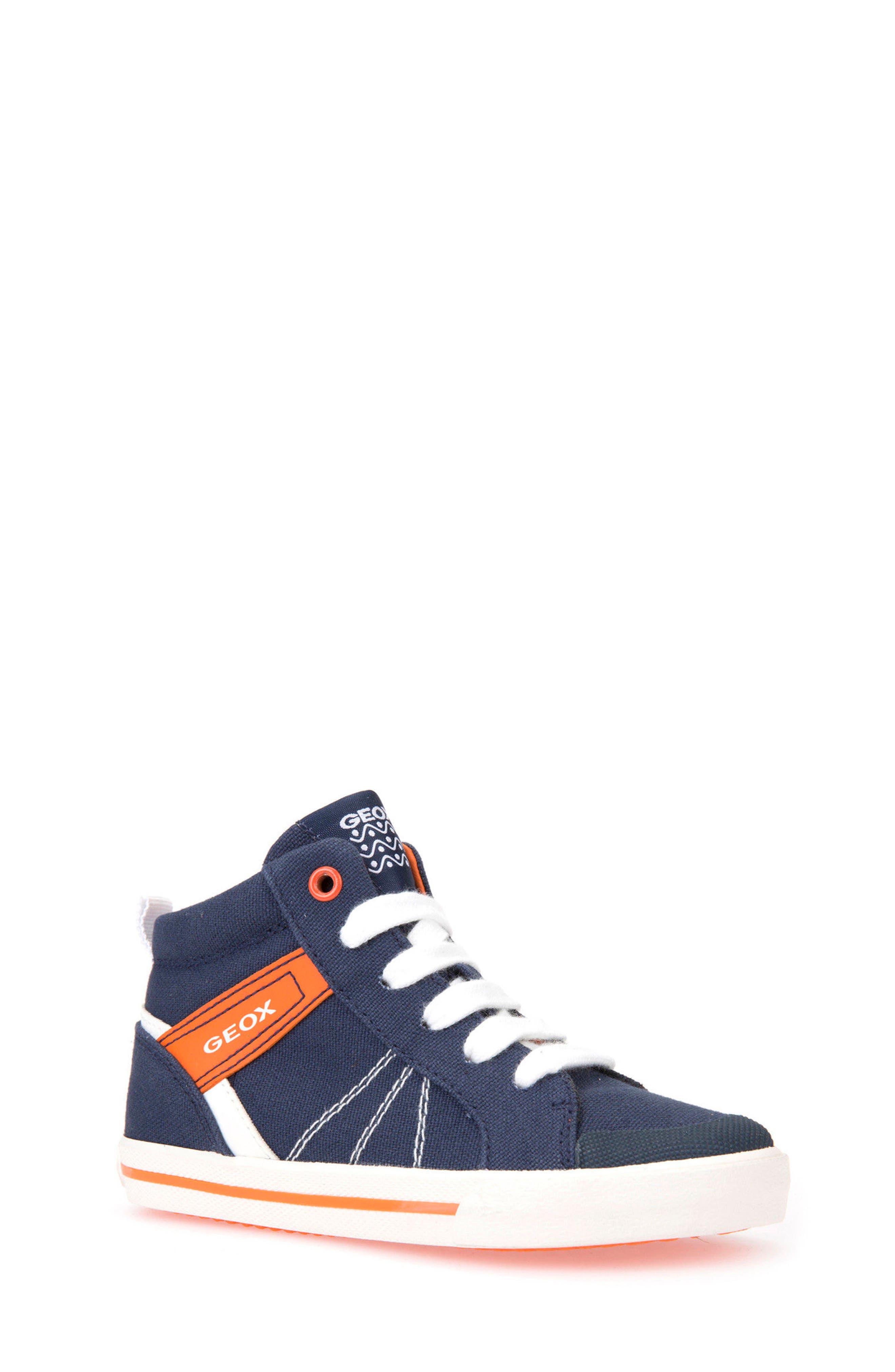 Kilwi Zip High Top Sneaker,                             Main thumbnail 1, color,                             402