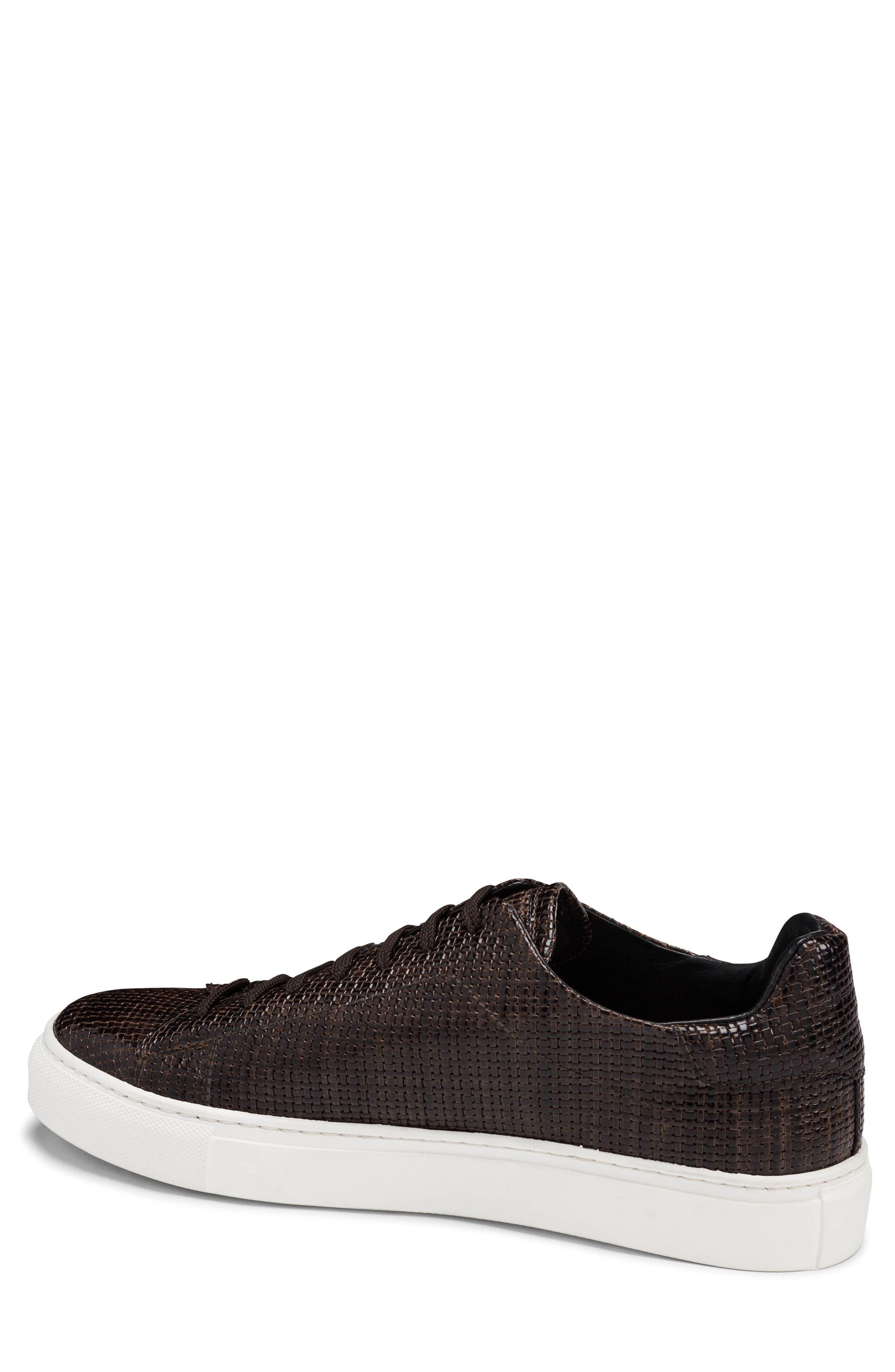 Wimbledon Sneaker,                             Alternate thumbnail 2, color,                             TESTA DI MORO
