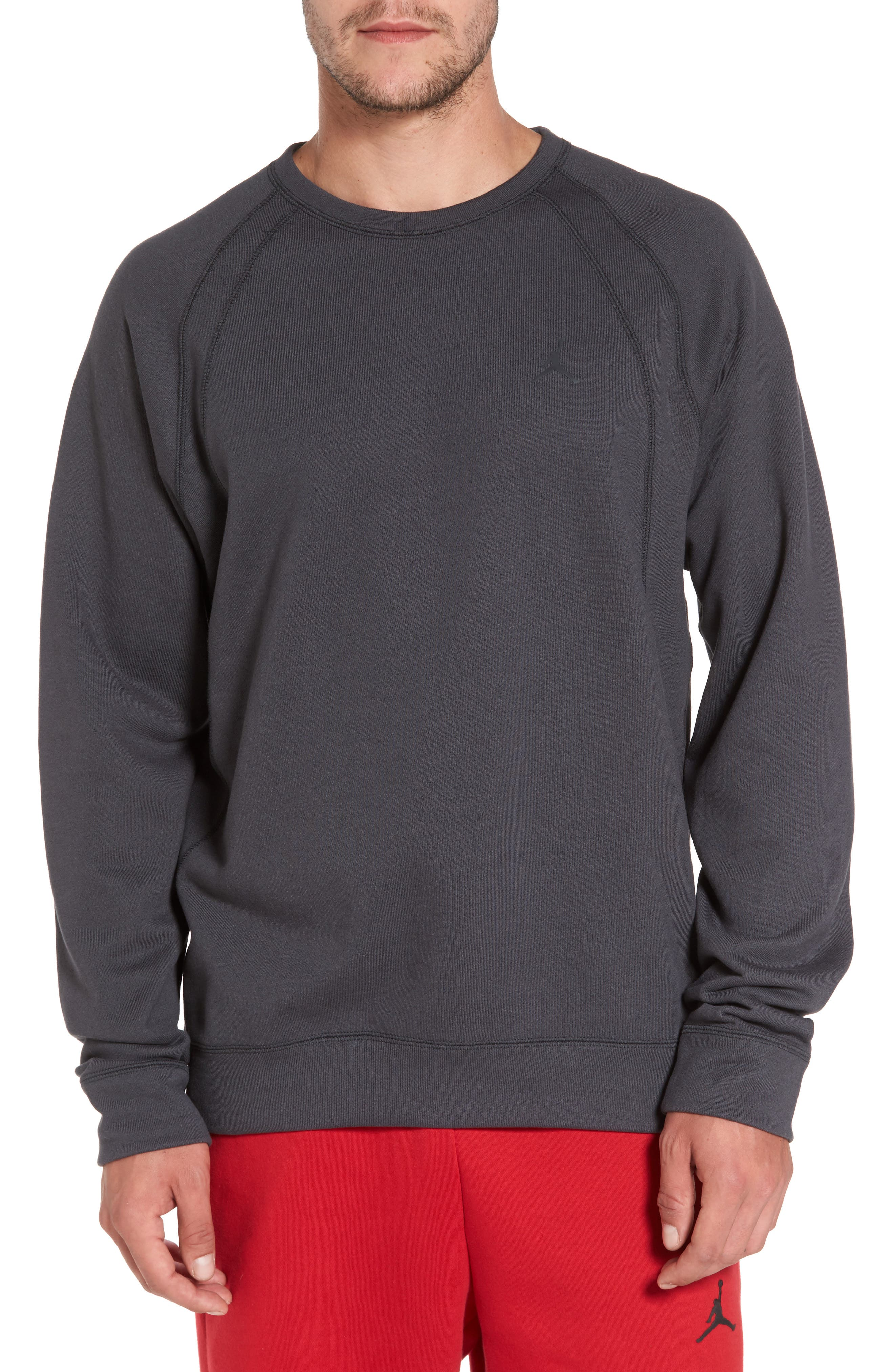 Jordan Sportswear Wings Pullover,                             Main thumbnail 2, color,