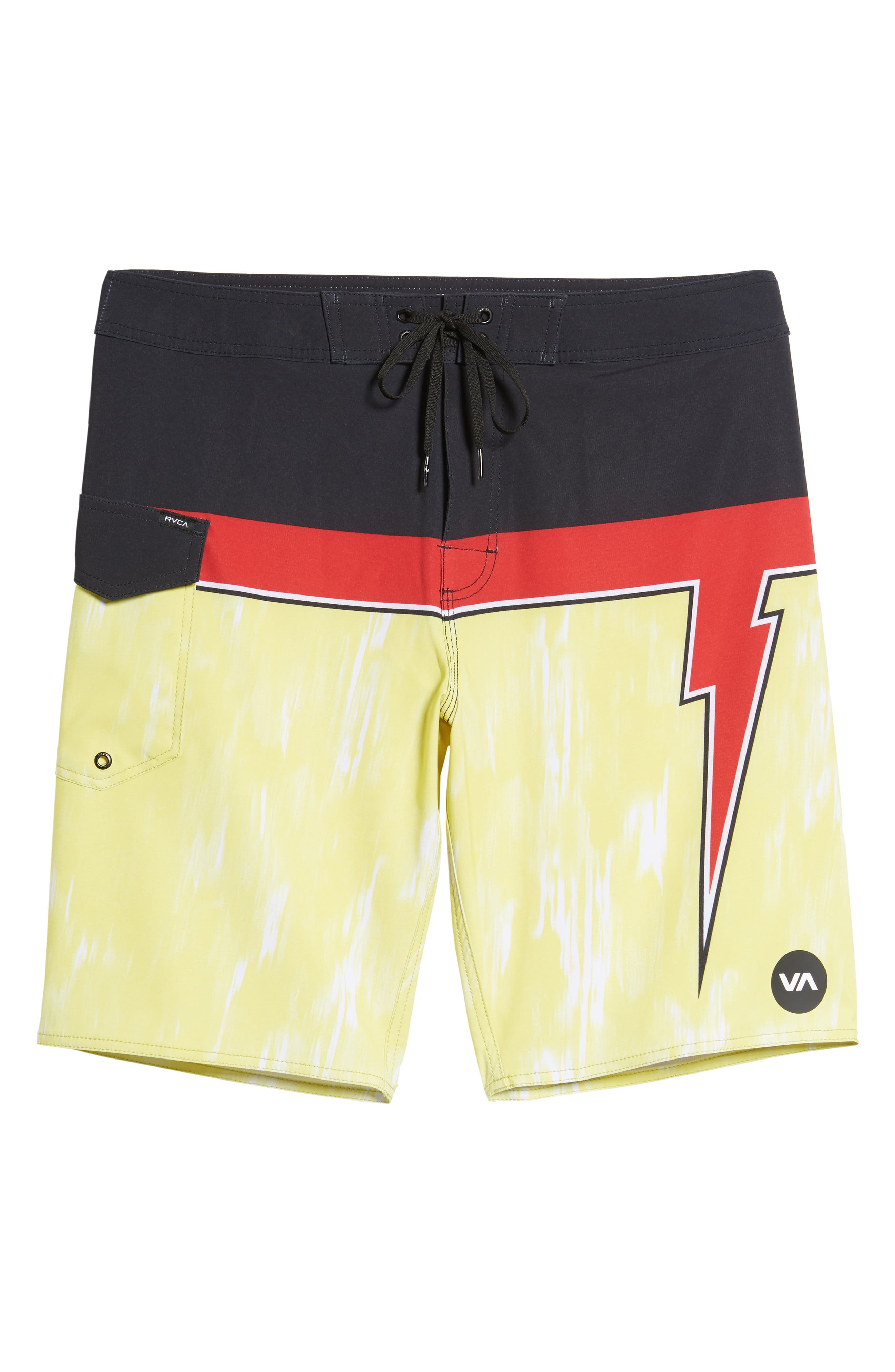 Makua Bolt Board Shorts,                             Alternate thumbnail 6, color,                             740