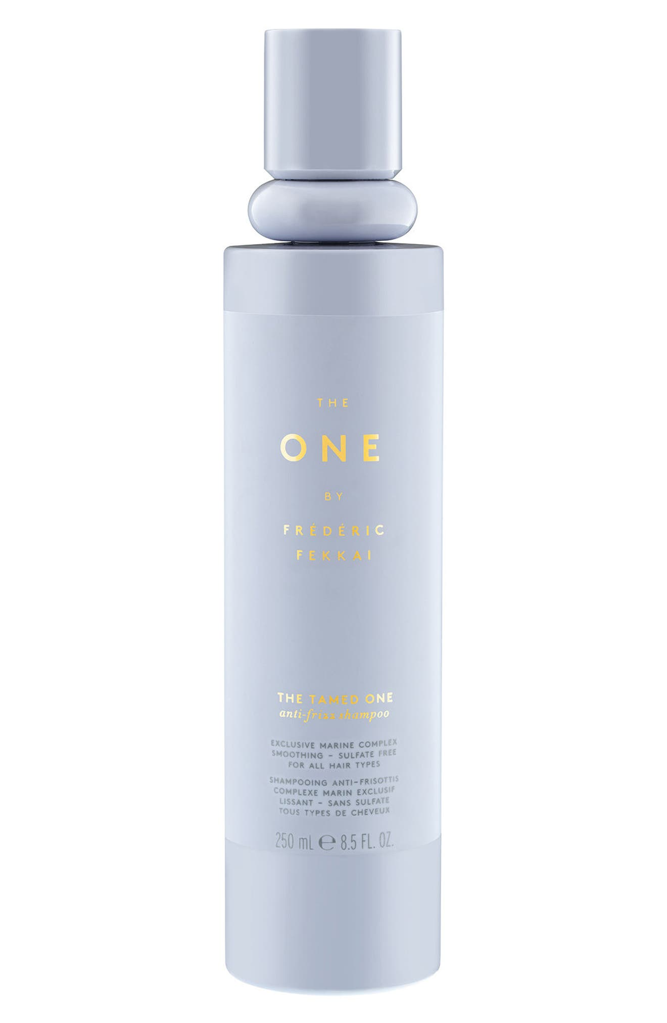 The One by Frédéric Fekkai The Tamed One Anti-Frizz Shampoo,                             Main thumbnail 1, color,                             NO COLOR