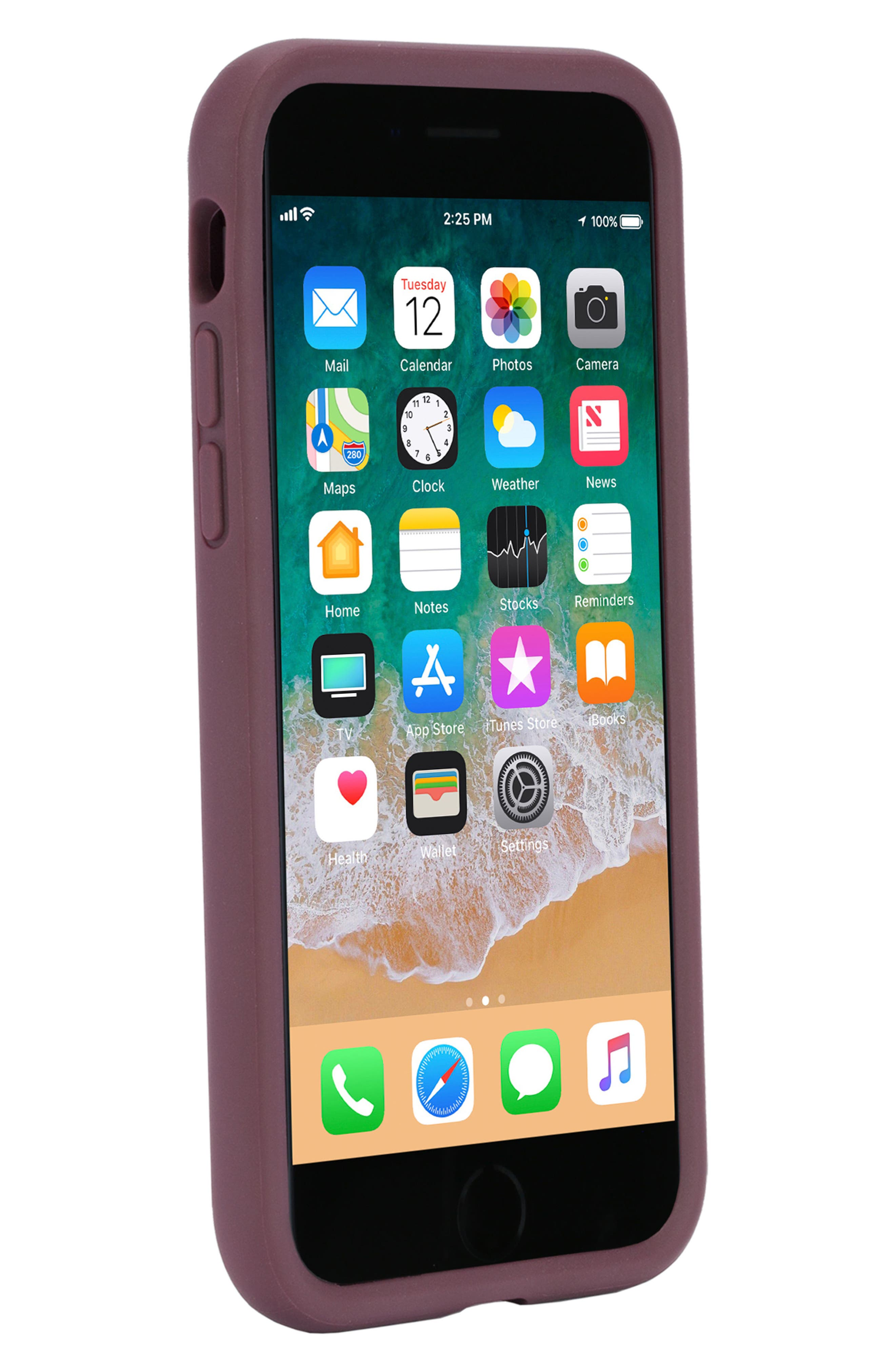 Icon iPhone 7/8 Case,                             Alternate thumbnail 15, color,