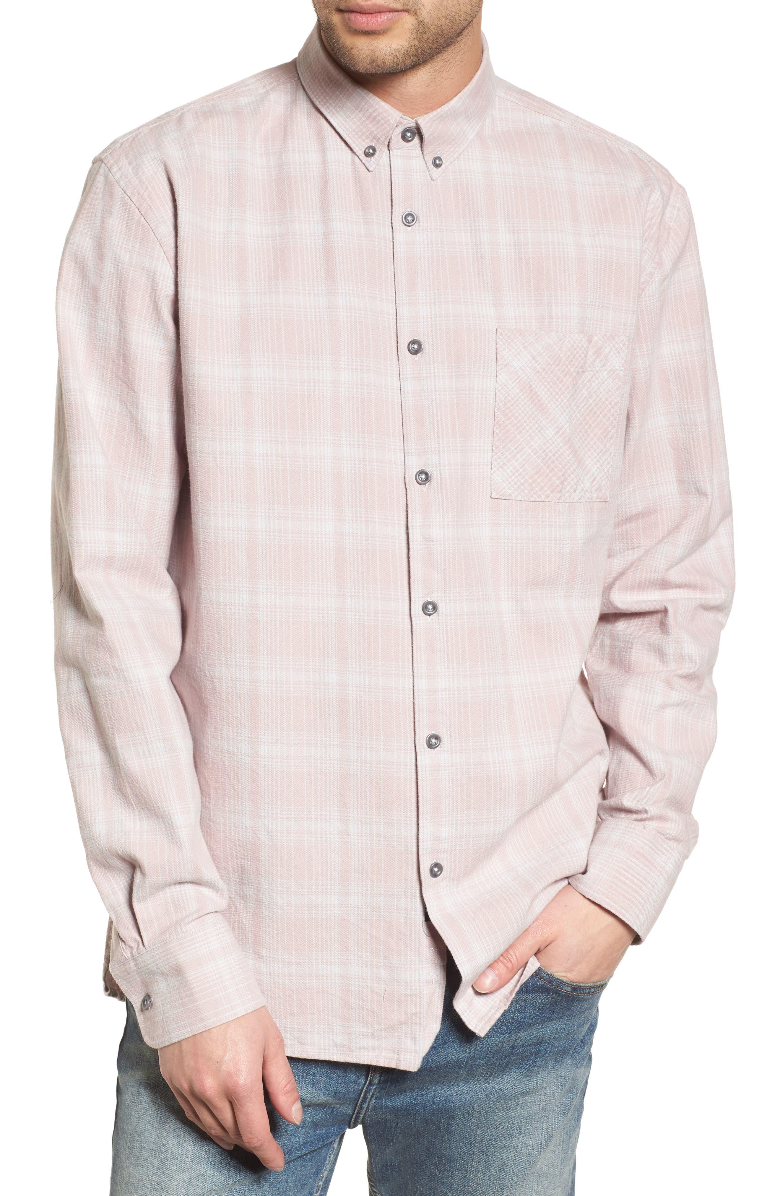 Flannel Box Shirt,                             Main thumbnail 2, color,