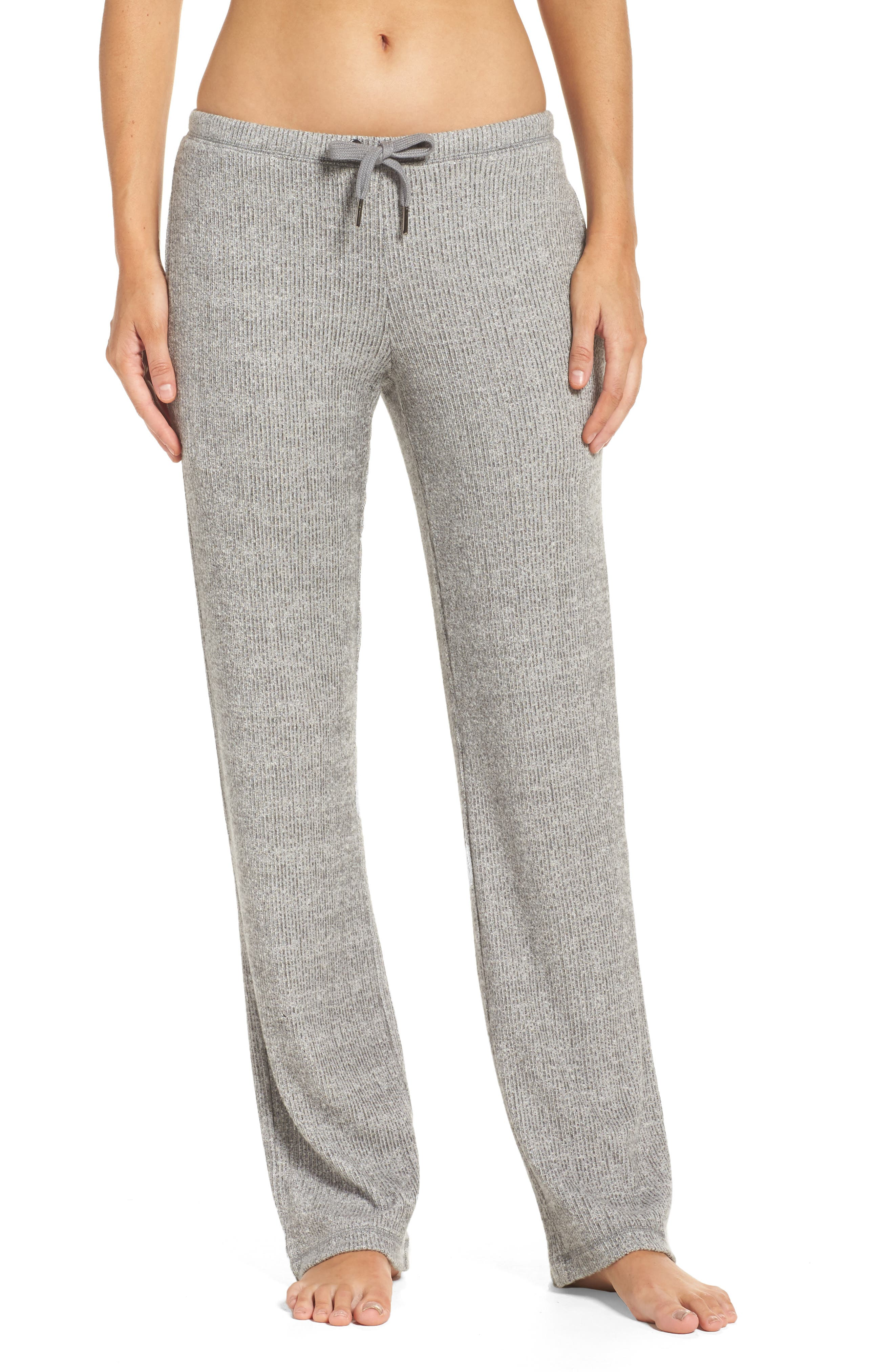 Knit Lounge Pants,                             Main thumbnail 1, color,                             020