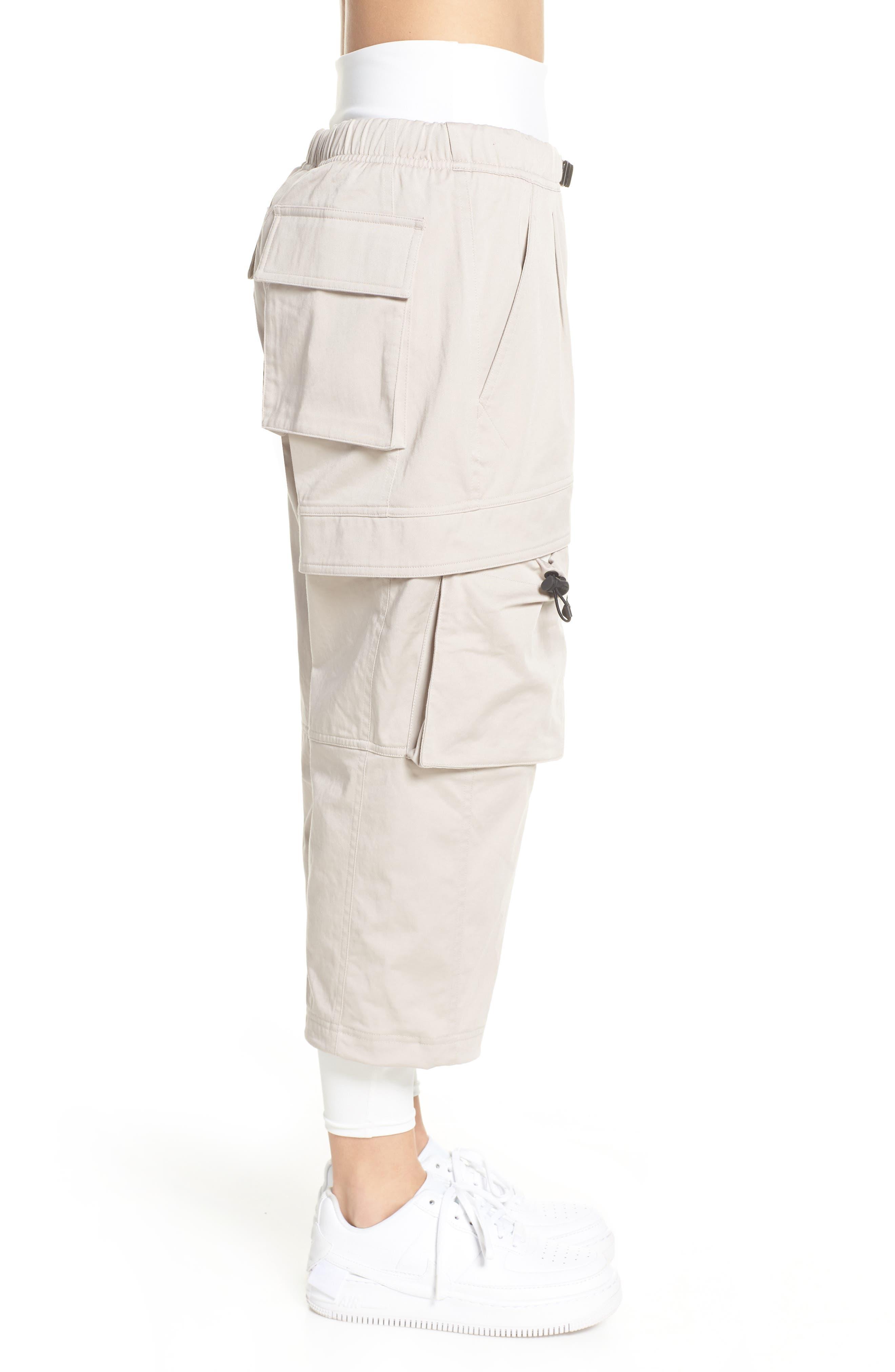 NIKE,                             ACG Women's Cargo Pants,                             Alternate thumbnail 4, color,                             MOON PARTICLE