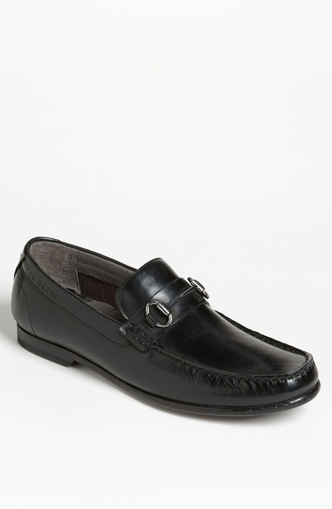 'Braddle 2' Bit Loafer,                         Main,                         color, 001