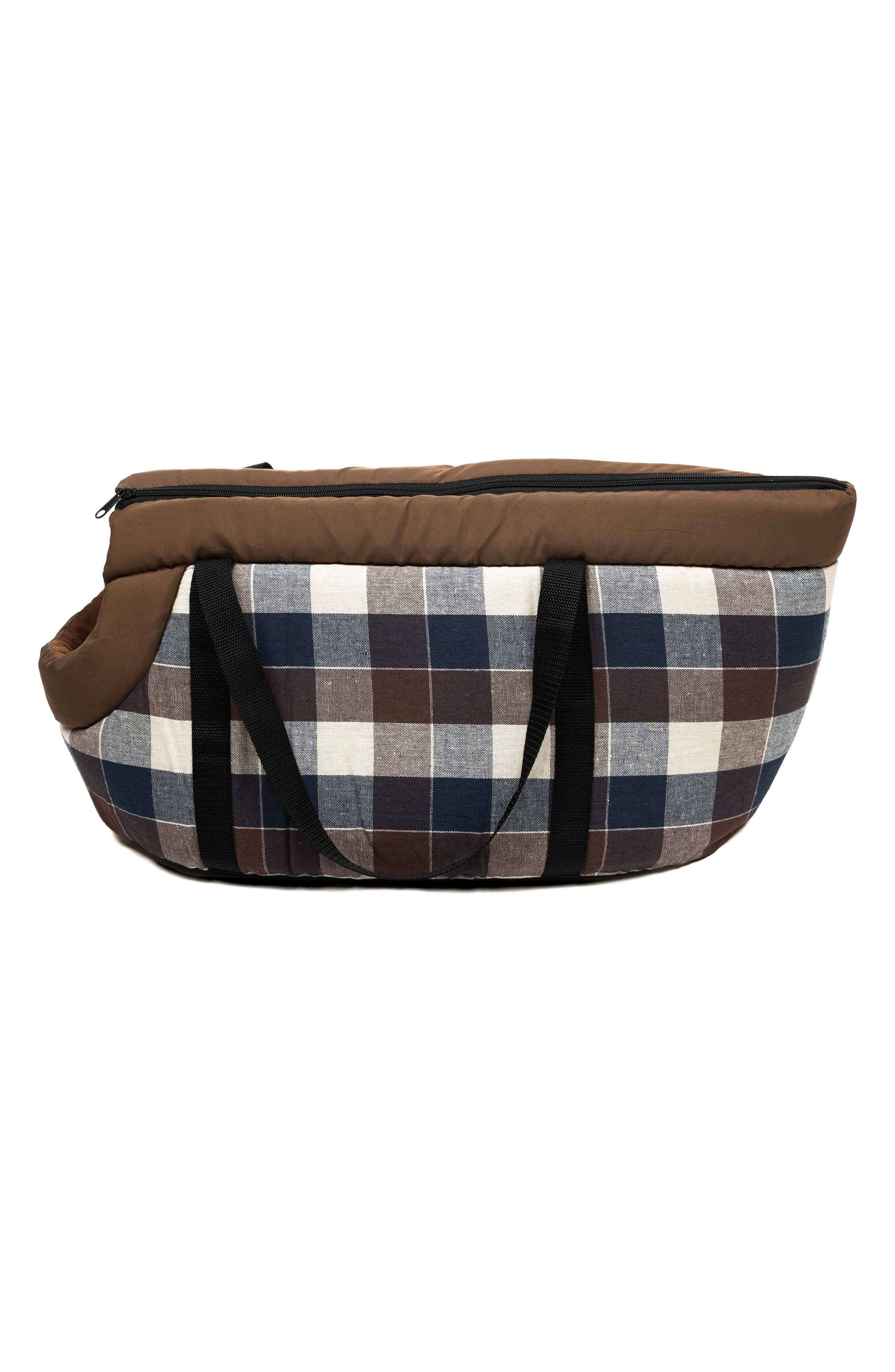 Hasley Pet Carrier,                             Main thumbnail 1, color,                             CHOCOLATE