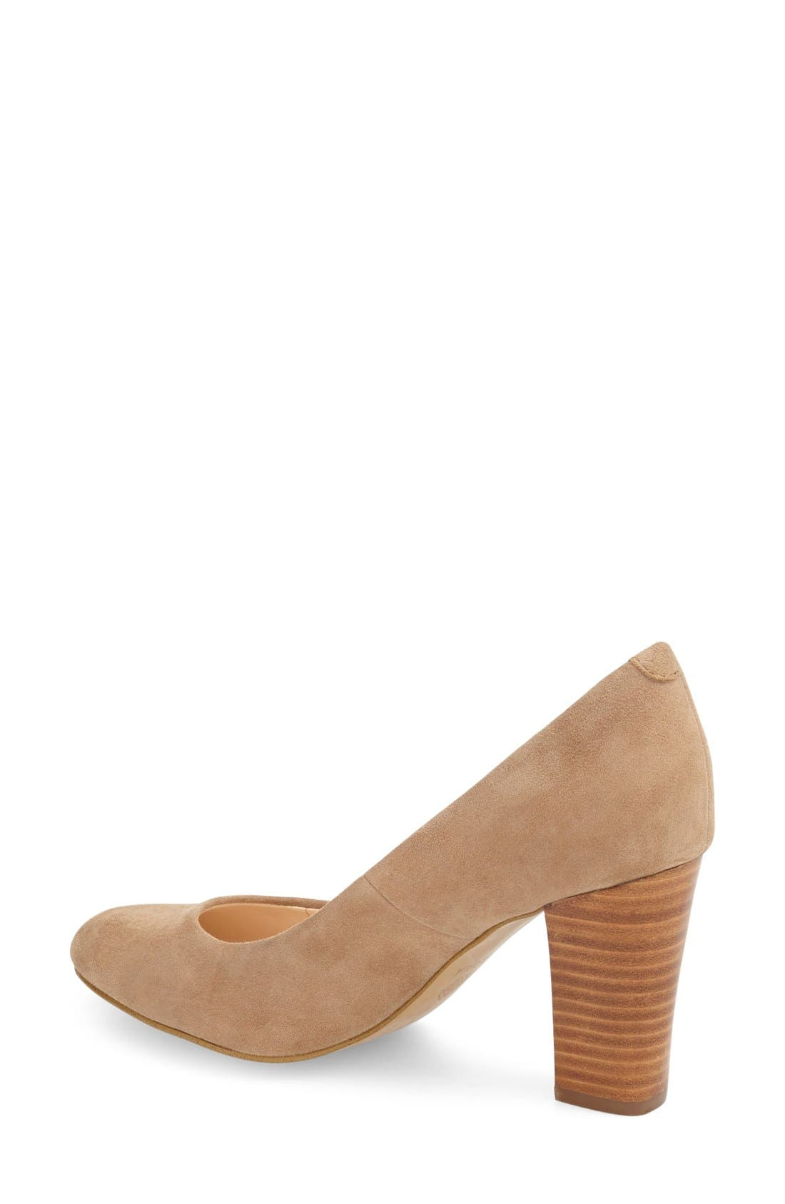'Eleni II' Block Heel Pump,                             Alternate thumbnail 13, color,