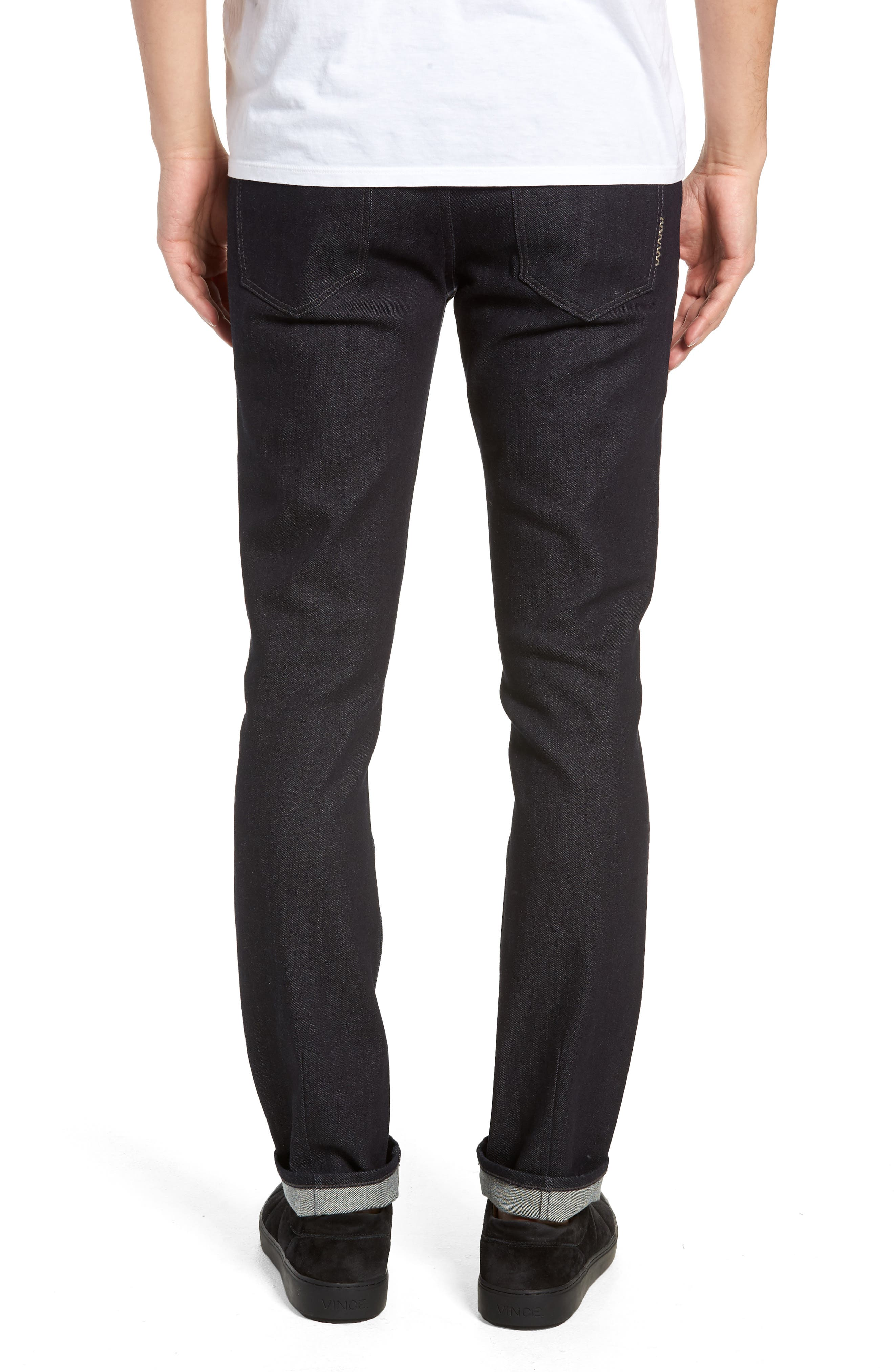 Iggy Skinny Fit Jeans,                             Alternate thumbnail 2, color,                             DRY