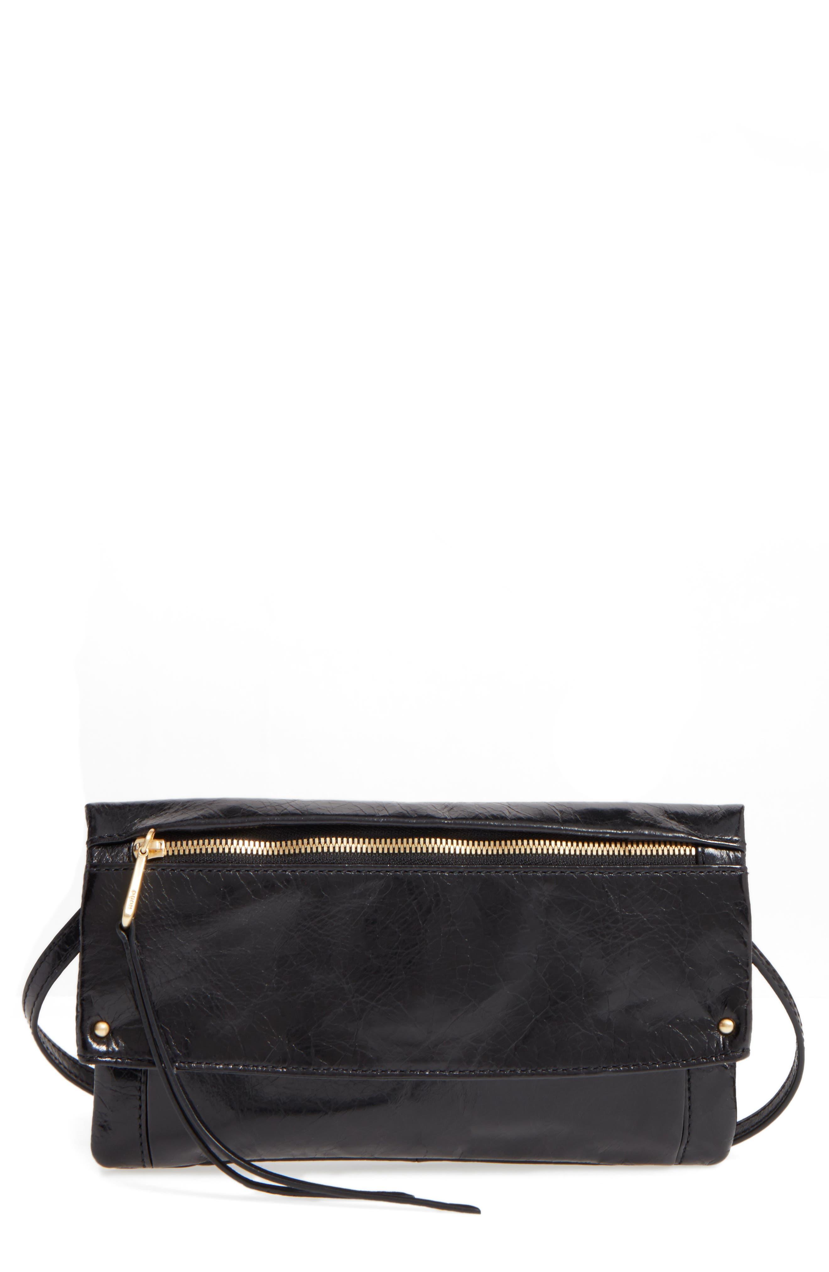 Rudy Leather Crossbody Bag,                             Alternate thumbnail 2, color,                             001