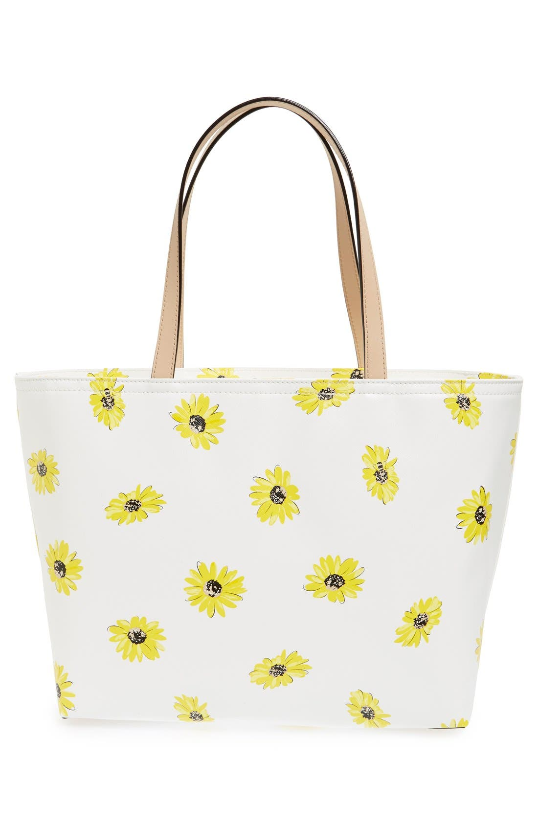 'oops-a-daisy - francis' tote,                             Alternate thumbnail 4, color,                             250