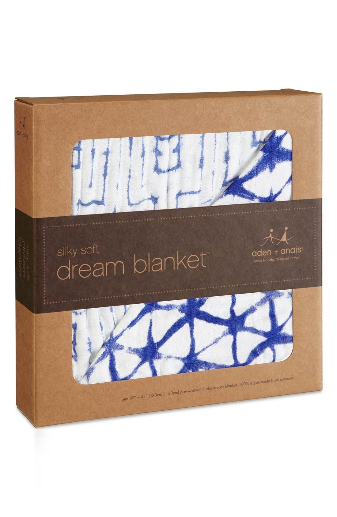 'Silky Soft Dream' Blanket,                             Alternate thumbnail 2, color,                             BLUE