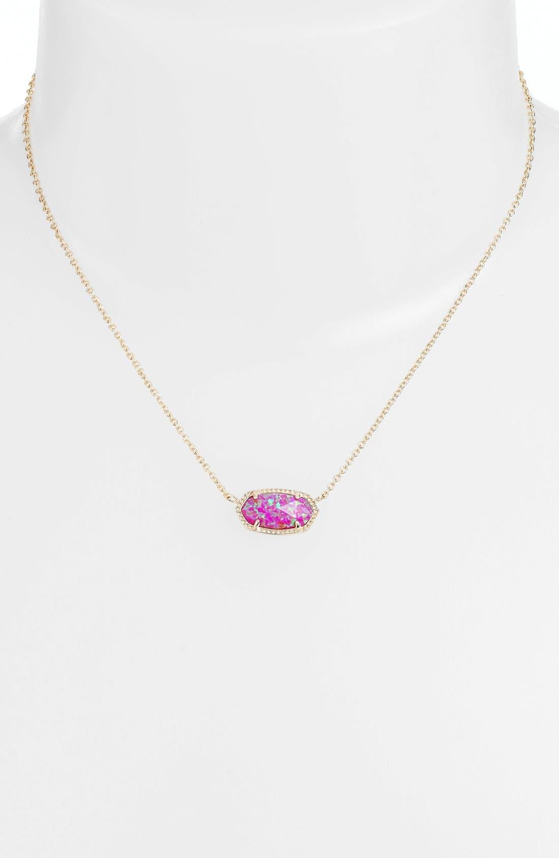 'Elisa' Pendant Necklace,                             Alternate thumbnail 148, color,