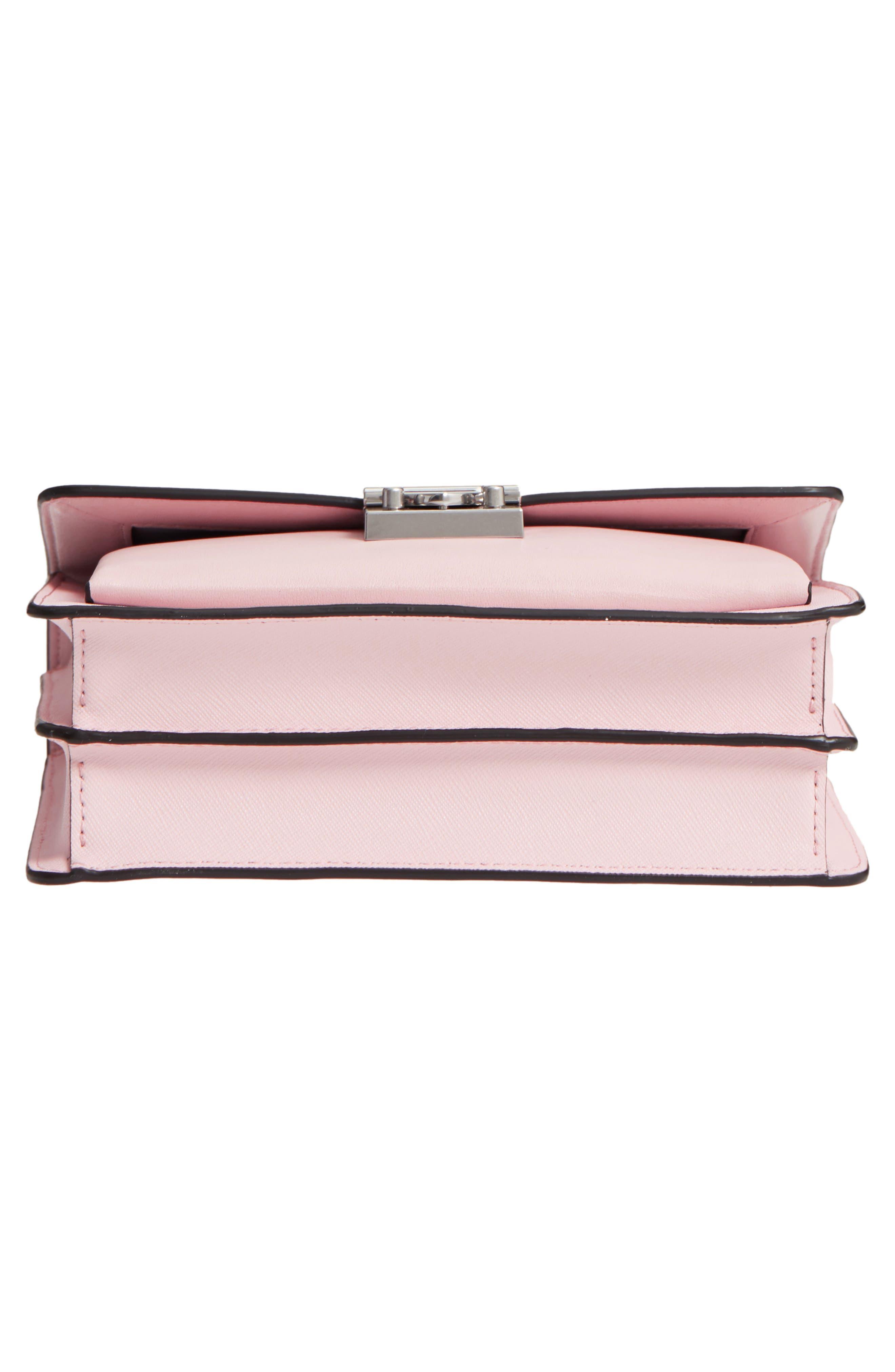 Medium Christy Leather Shoulder Bag,                             Alternate thumbnail 30, color,