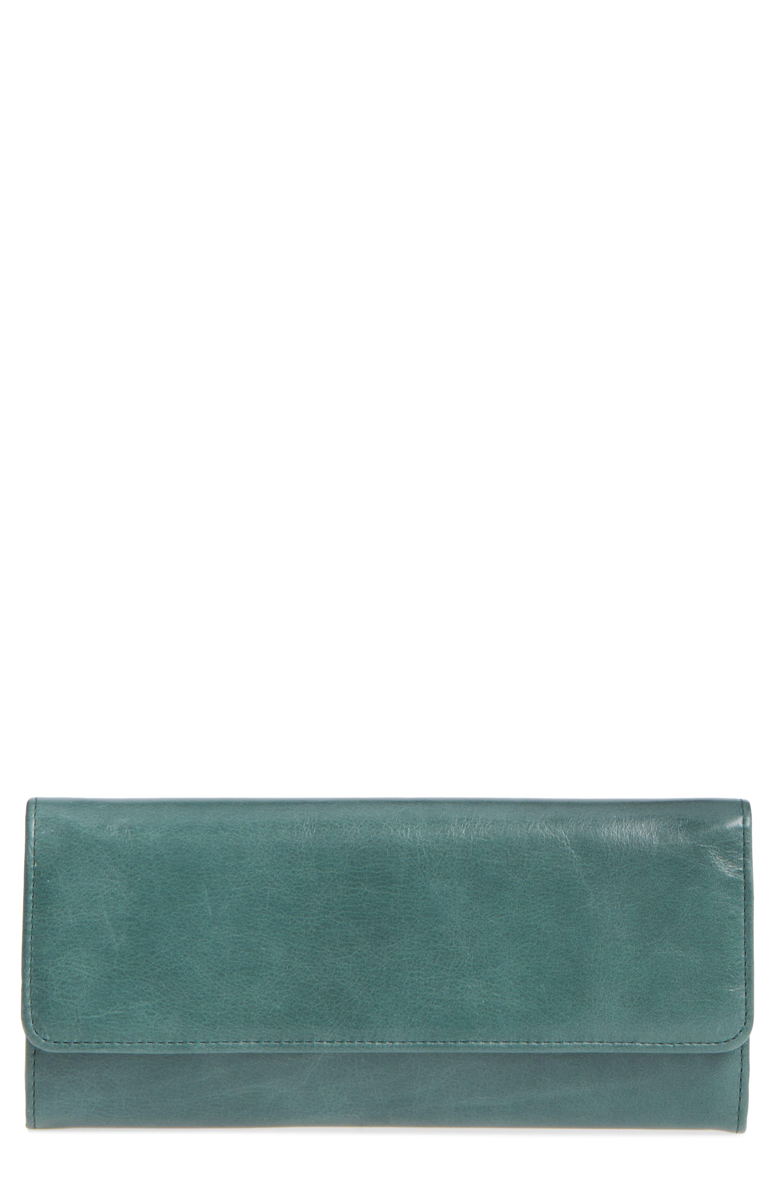 'Sadie' Leather Wallet,                             Main thumbnail 5, color,
