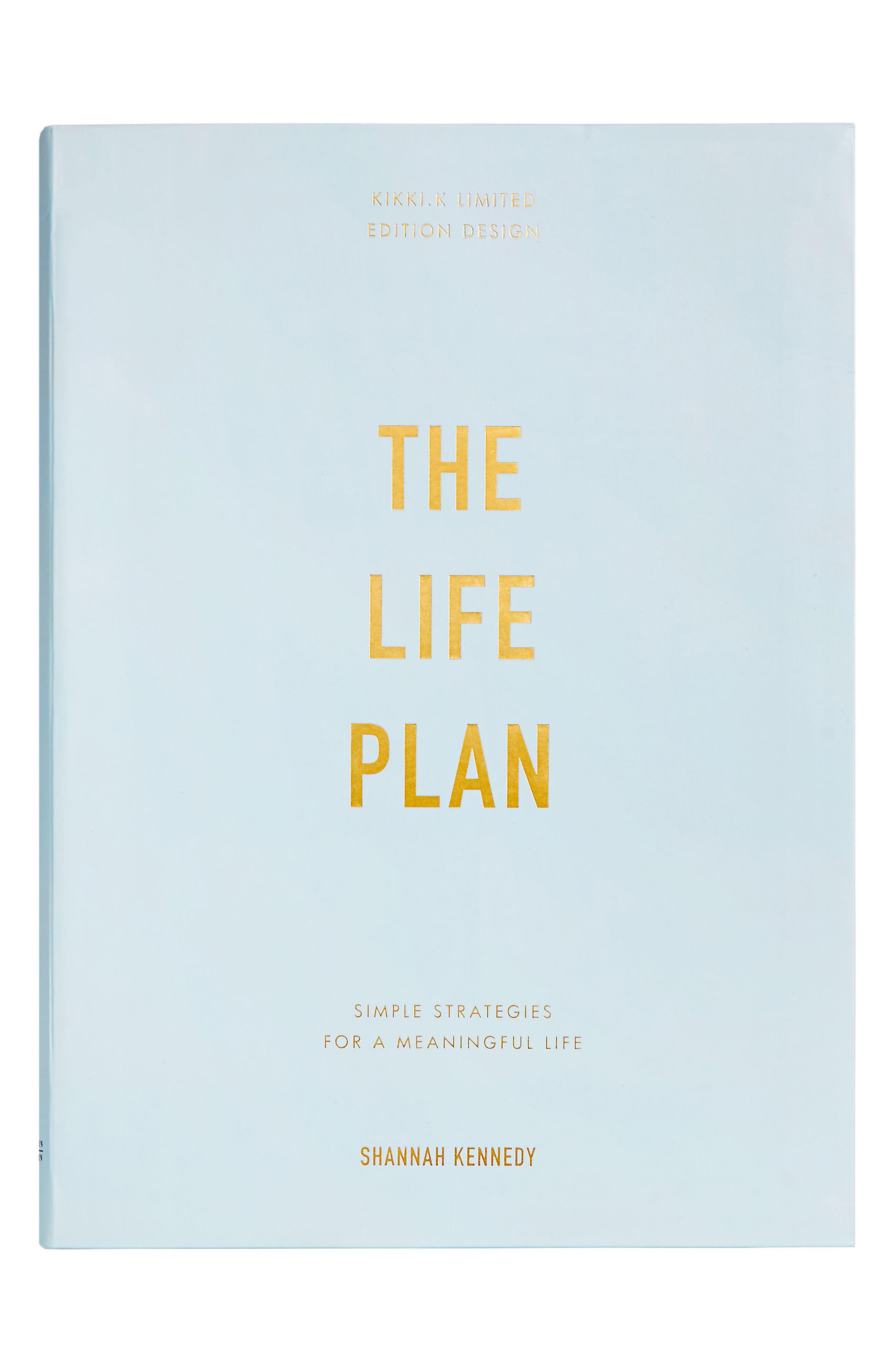 The Life Plan Book,                             Main thumbnail 1, color,                             400