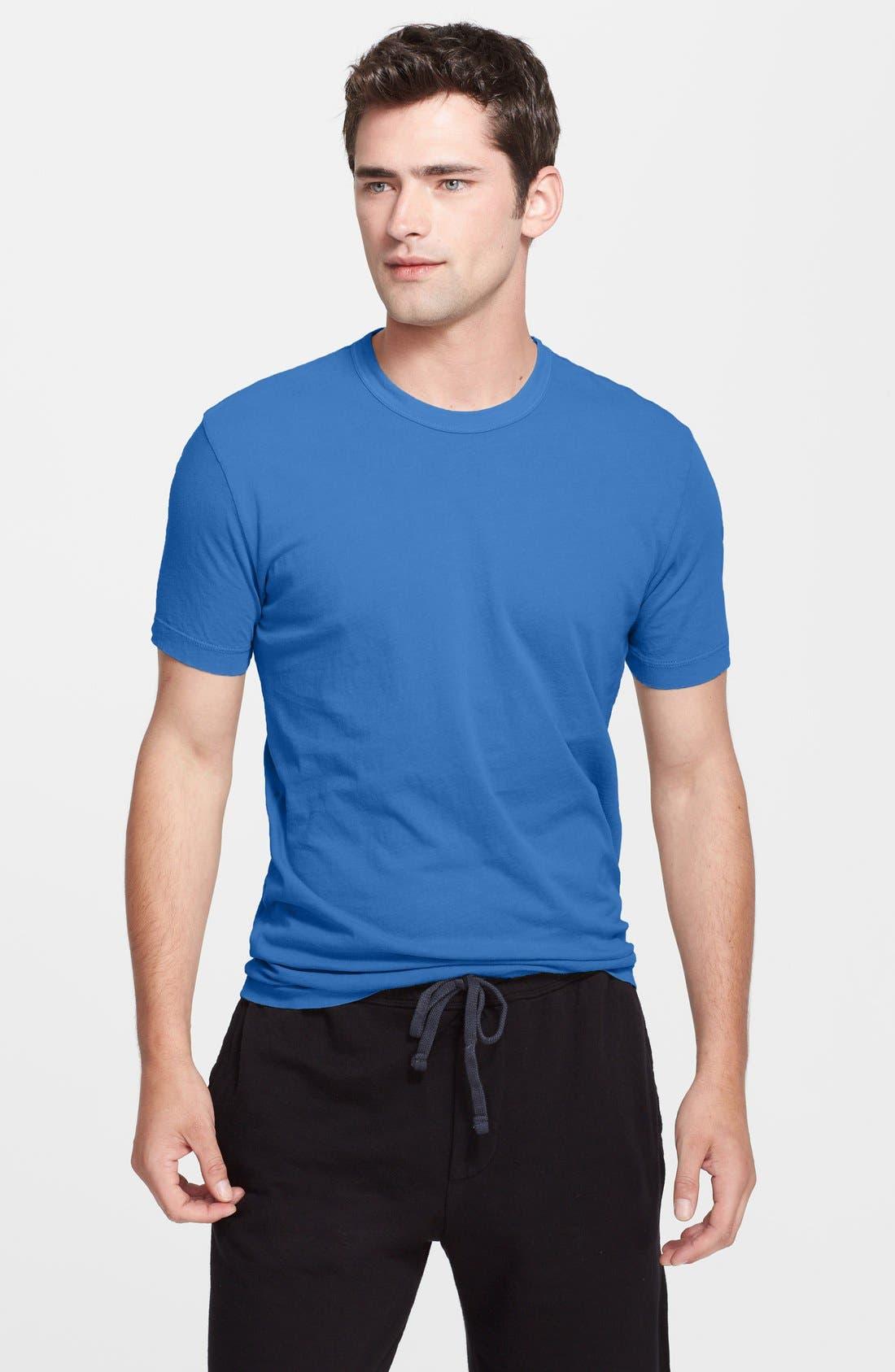 Crewneck Jersey T-Shirt,                             Main thumbnail 73, color,