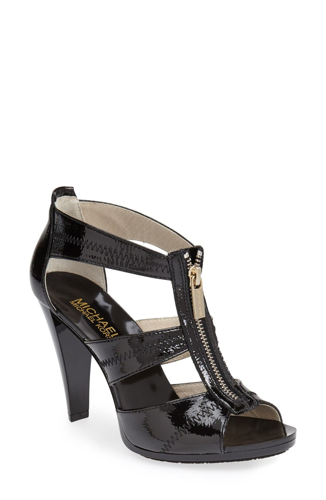 'Berkley' T-Strap Sandal,                         Main,                         color,