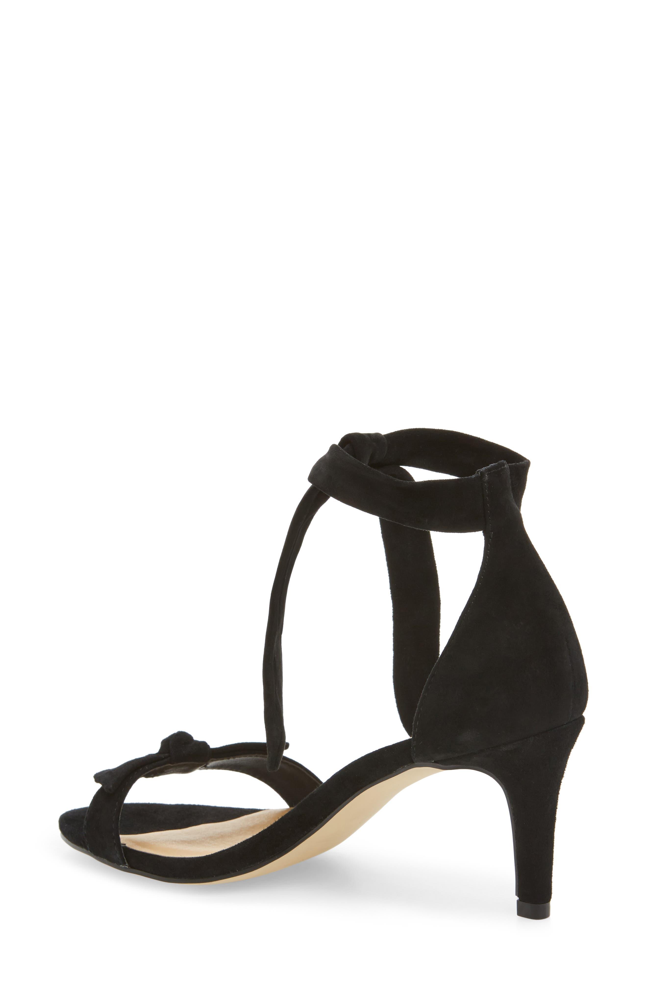Rhonda Ankle Tie Sandal,                             Alternate thumbnail 2, color,                             001