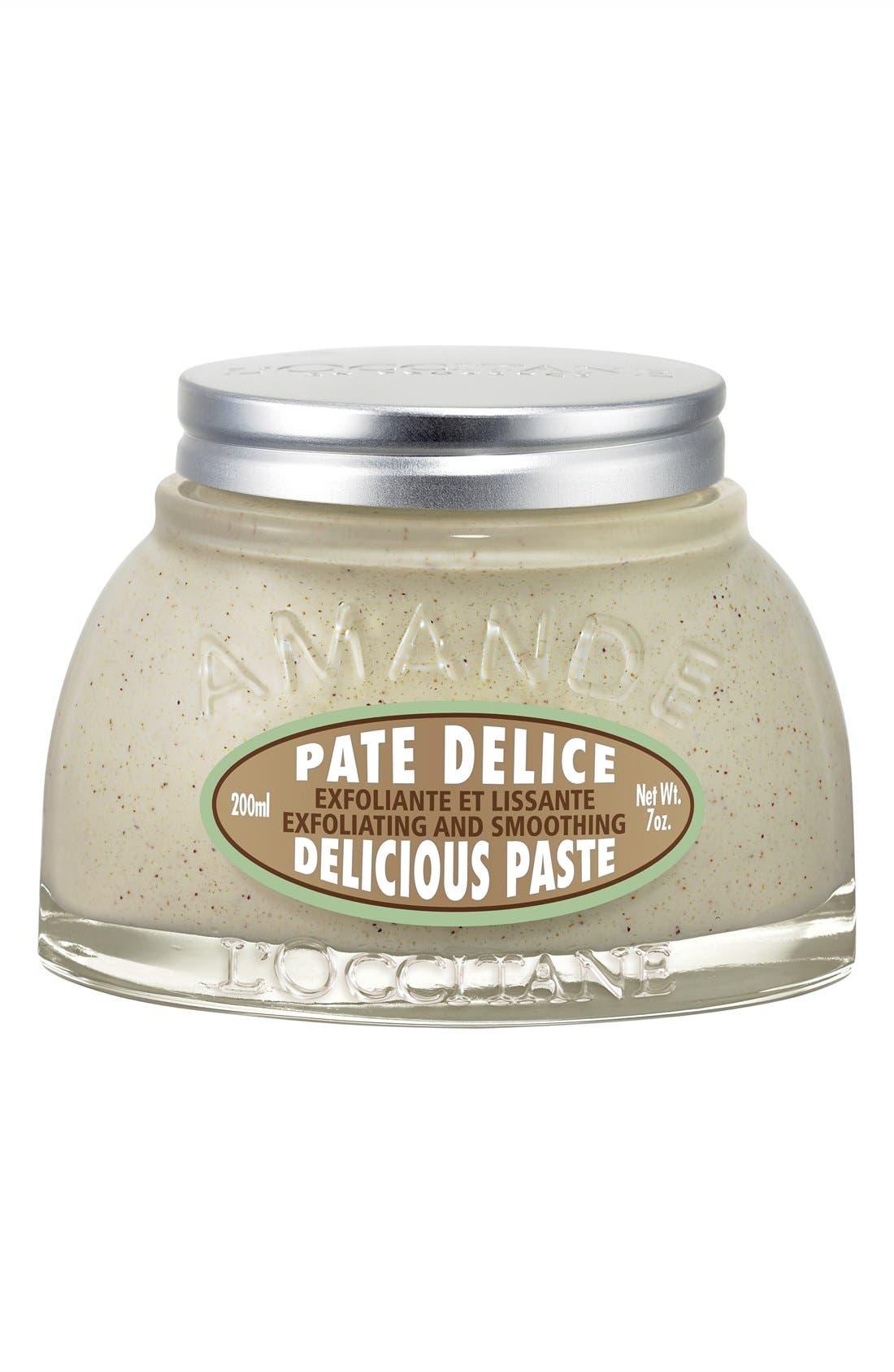 'Almond Delicious Paste' Exfoliating Butter,                             Main thumbnail 1, color,                             000
