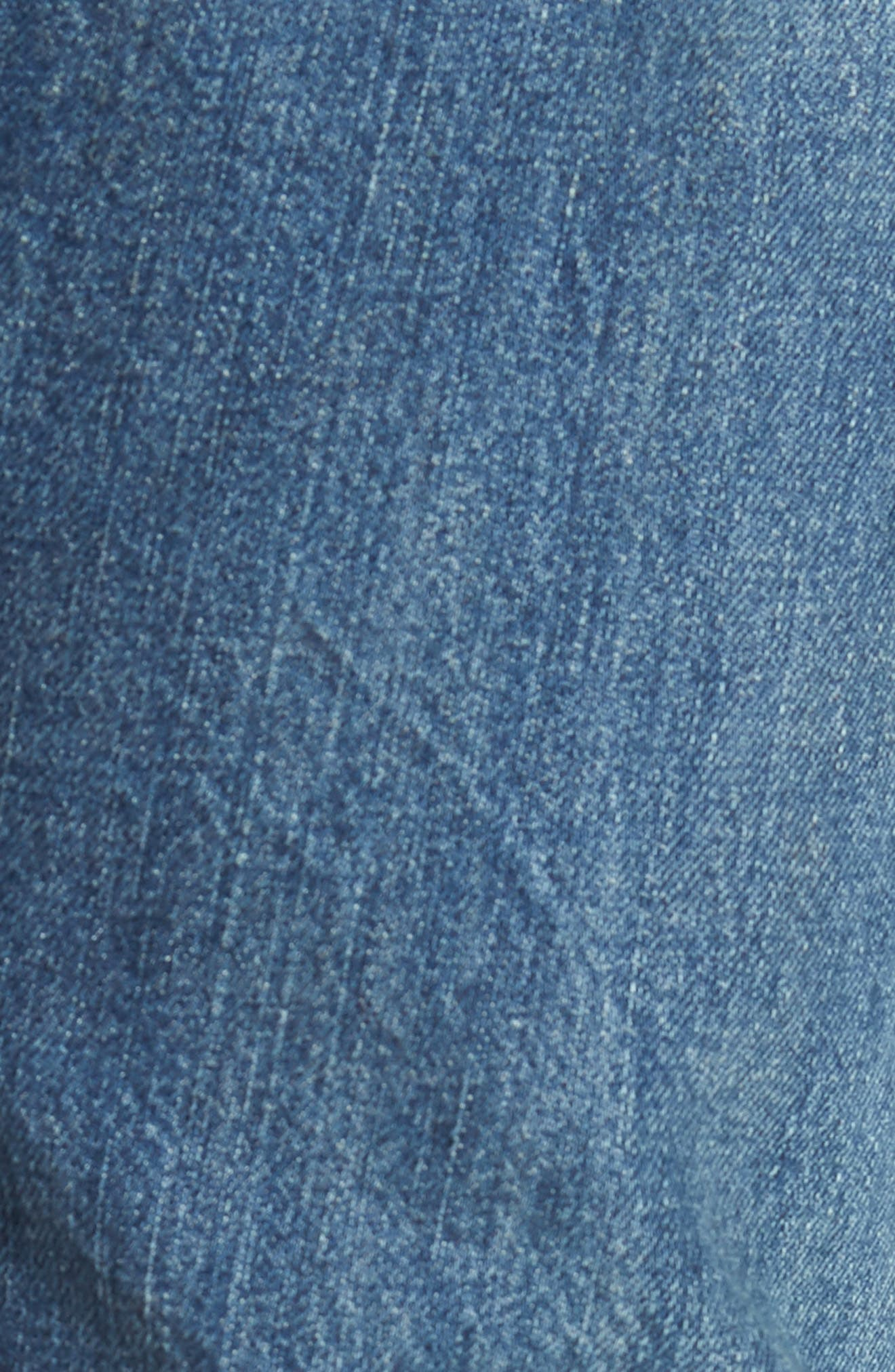 1947 501<sup>®</sup> Tapered Leg Jeans,                             Alternate thumbnail 5, color,