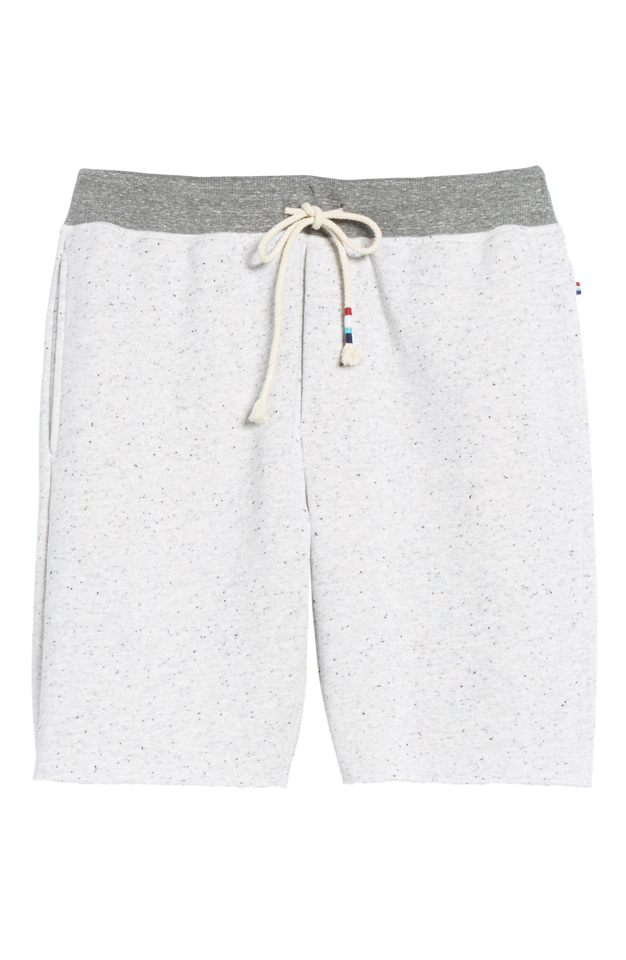Peppered Shorts,                             Alternate thumbnail 6, color,