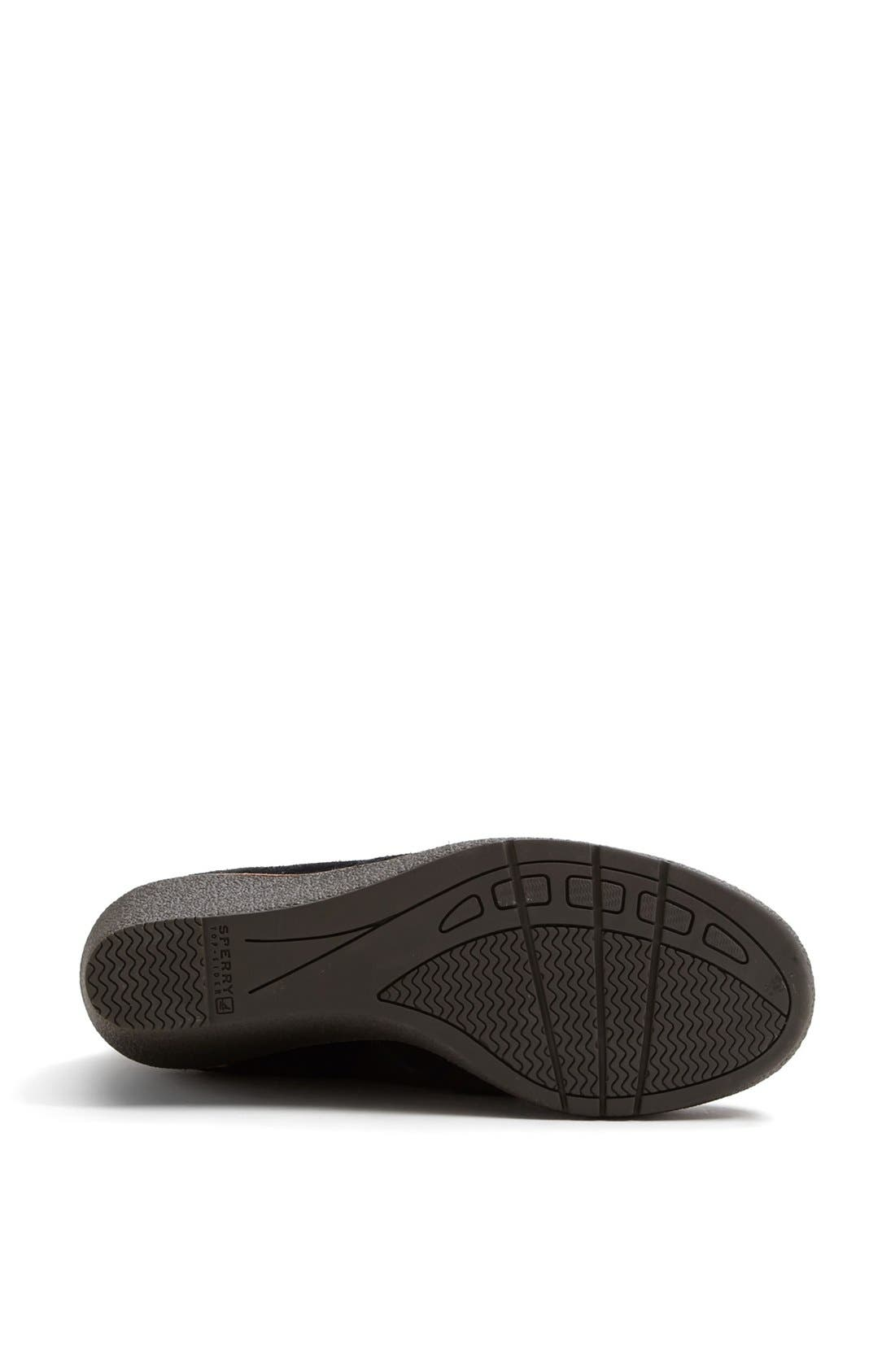 Top Sider<sup>®</sup> 'Harlow' Bootie,                             Alternate thumbnail 3, color,                             001
