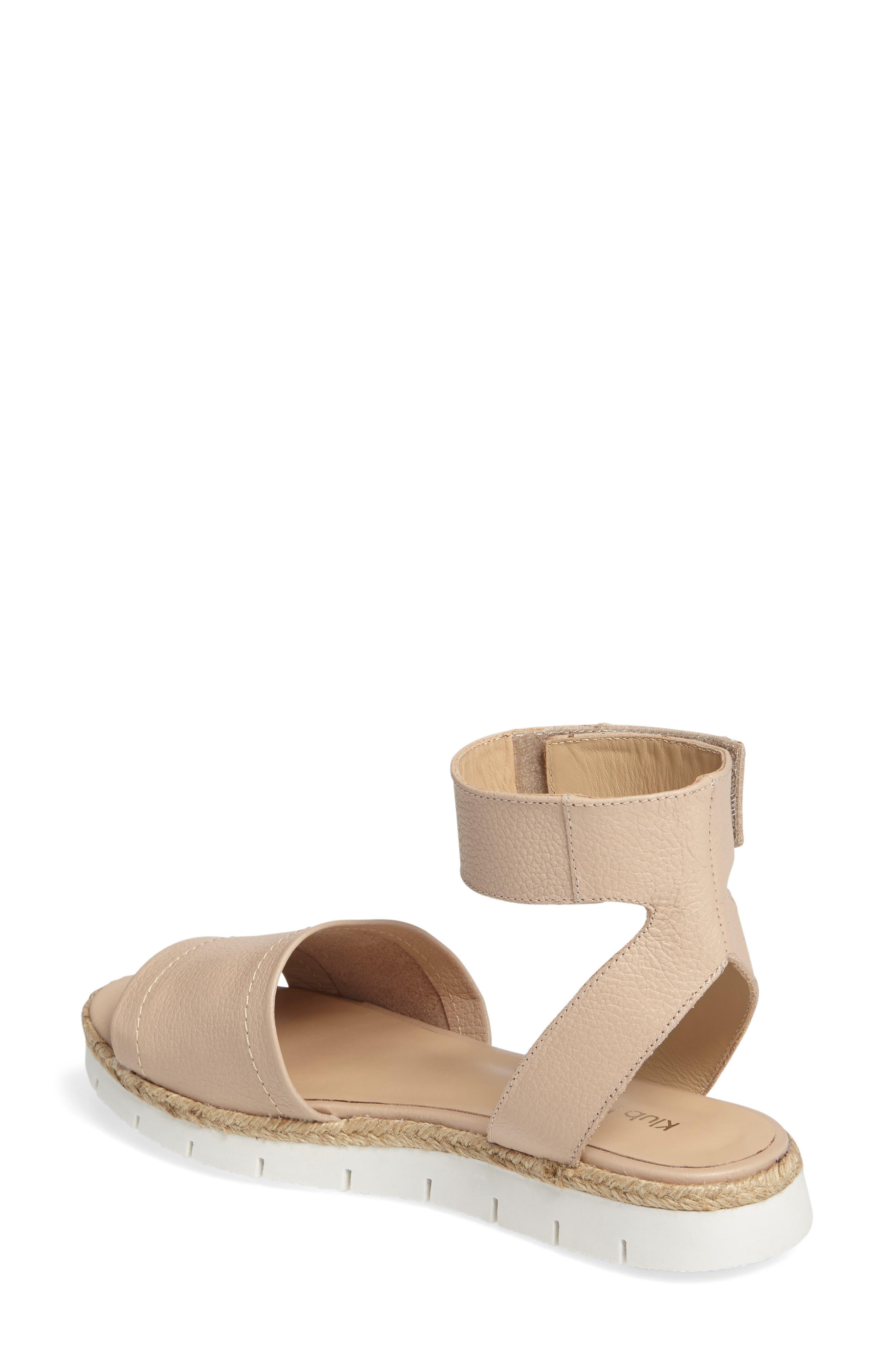 Cleo Platform Sandal,                             Alternate thumbnail 8, color,