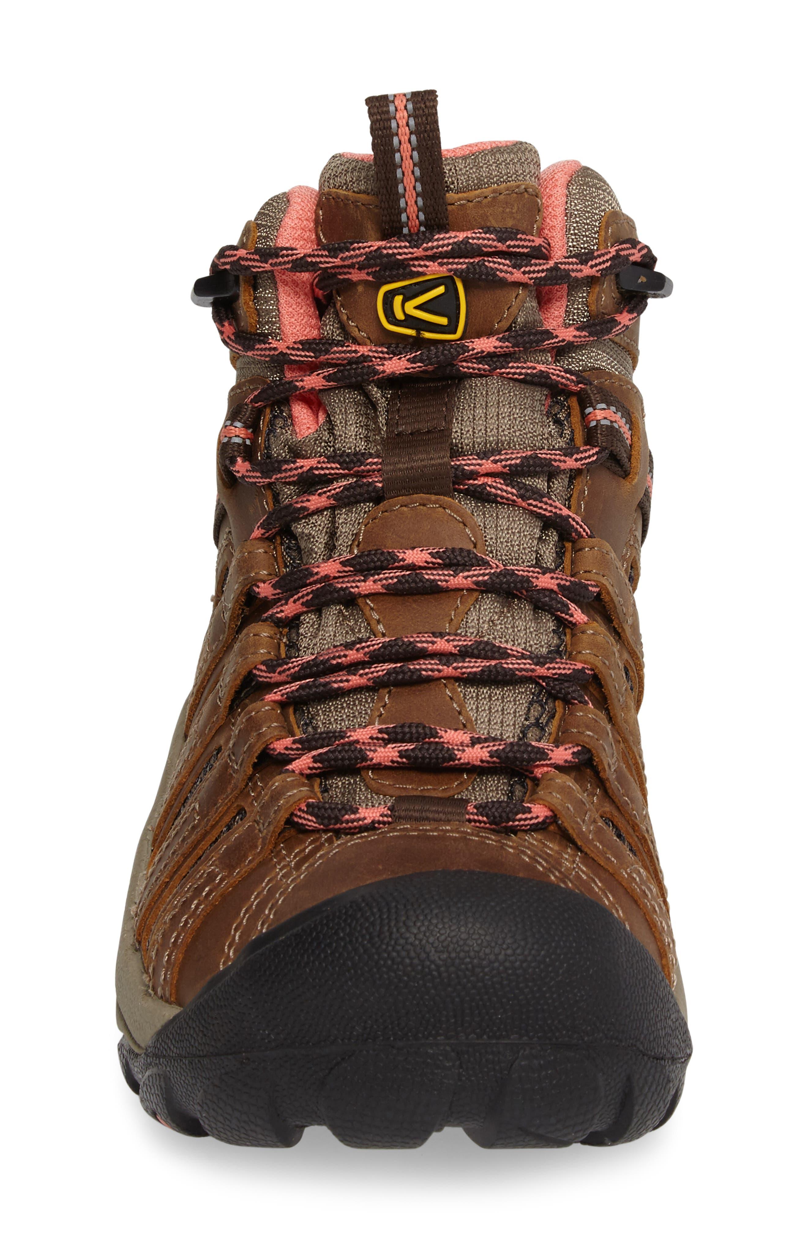 'Voyageur Mid' Trail Shoe,                             Alternate thumbnail 4, color,                             202