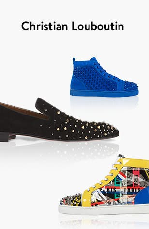 47c3e3b36a8b Christian Louboutin men s shoes.