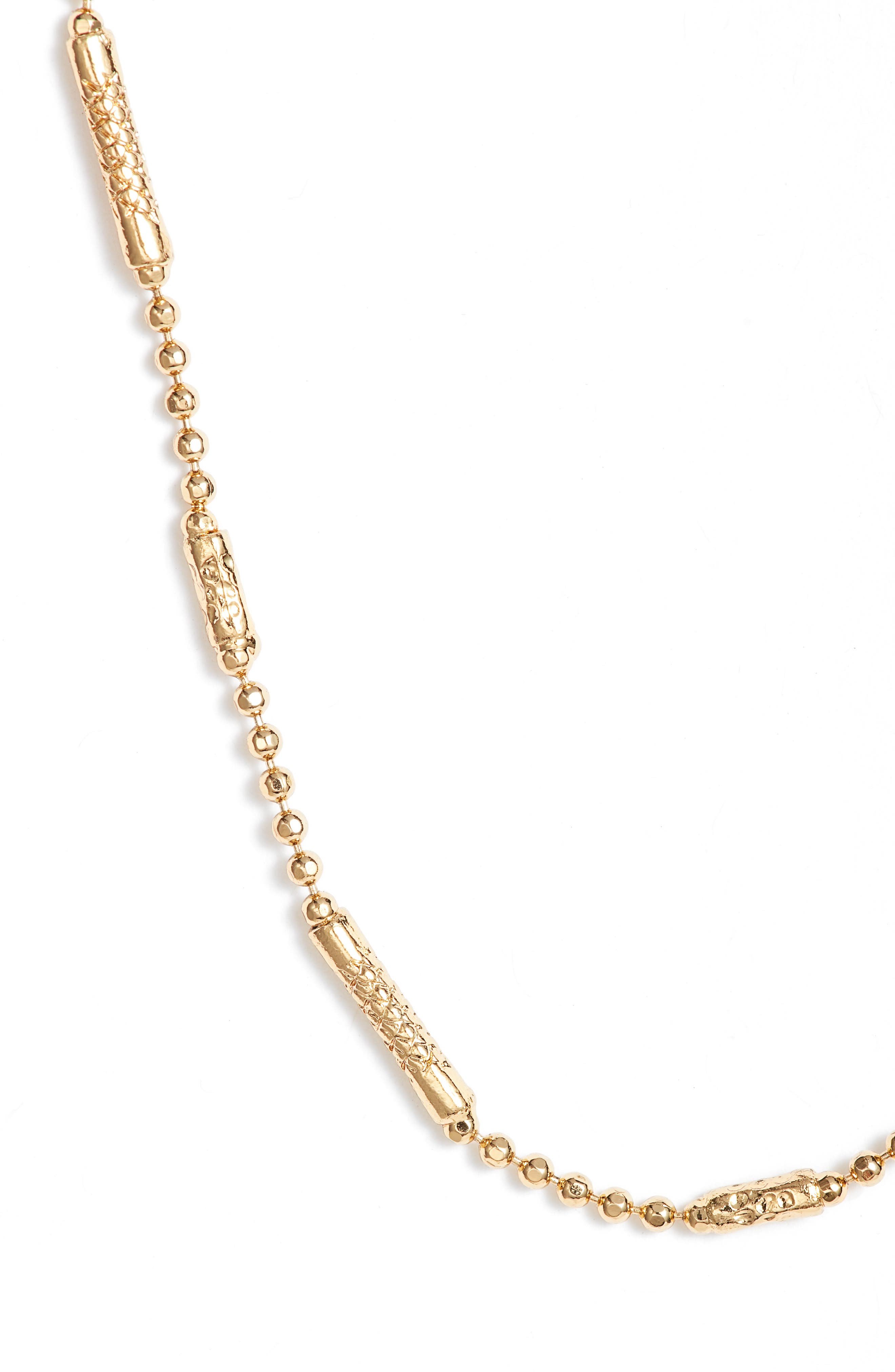Ready to Mingle Necklace,                         Main,                         color, GOLD