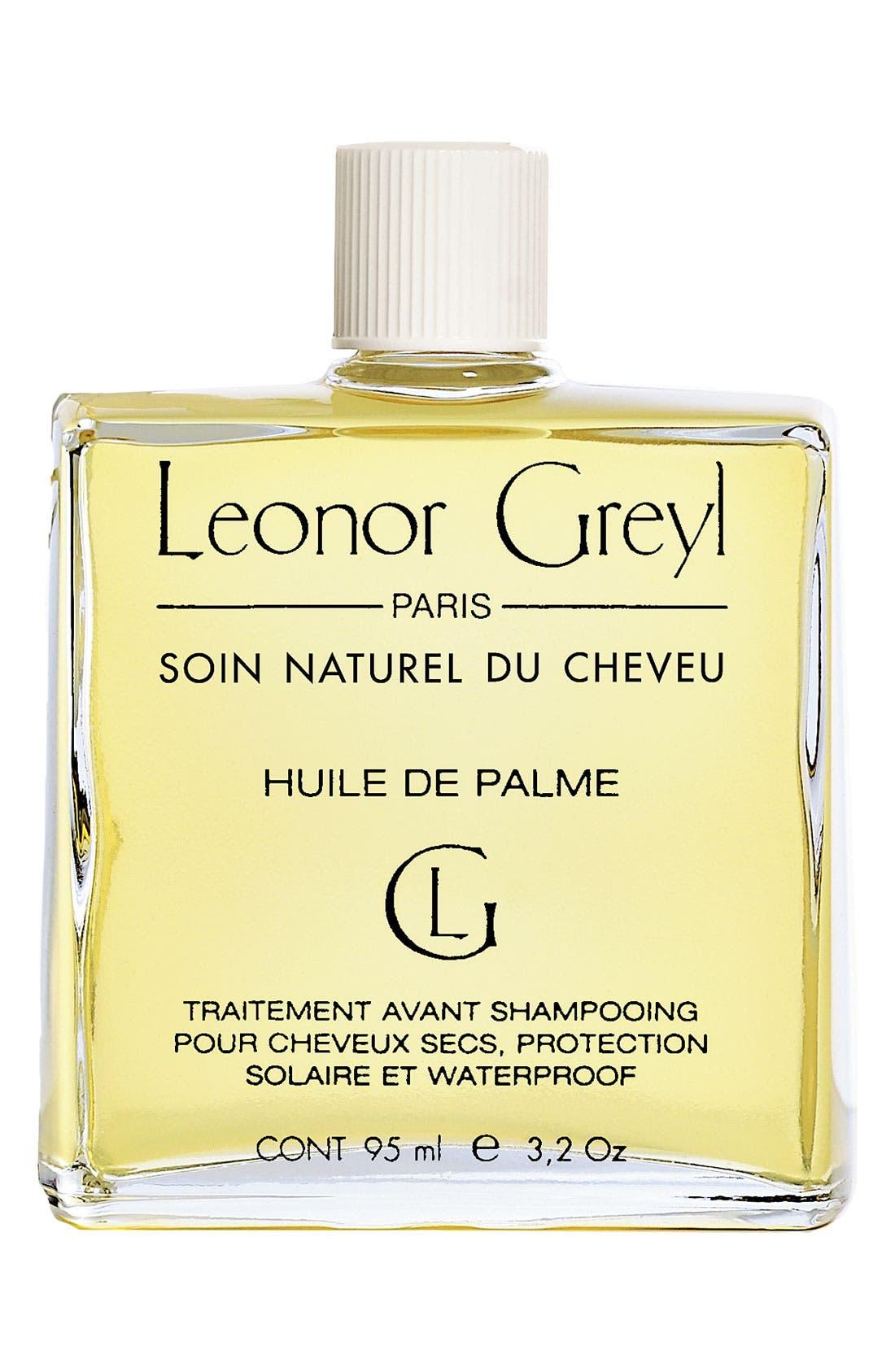 'Huile de Palme' Pre-Shampoo Beautifying Oil, Main, color, 000