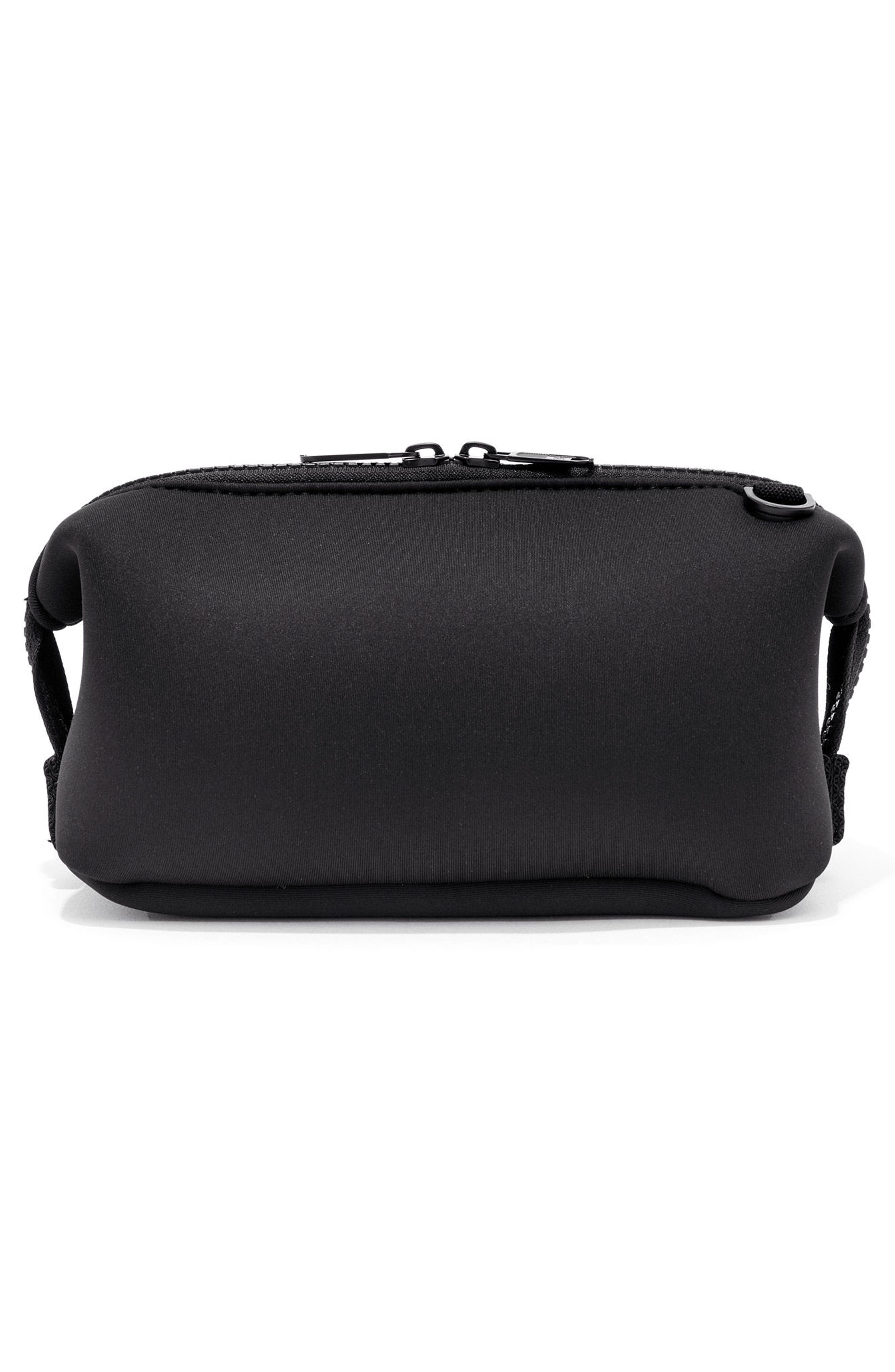 Small Hunter Neoprene Toiletry Bag,                             Alternate thumbnail 2, color,                             001