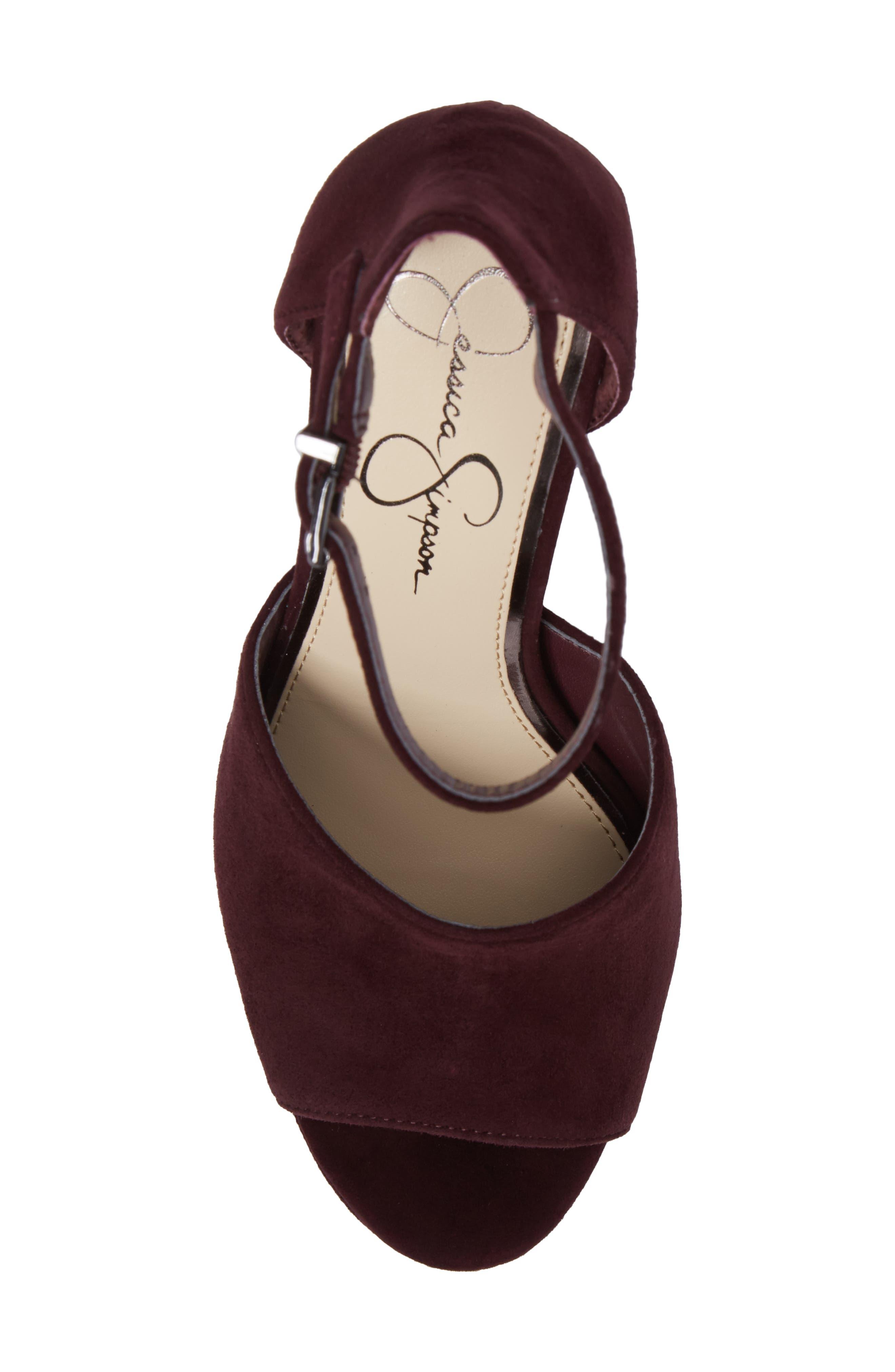 Elin Platform Sandal,                             Alternate thumbnail 15, color,