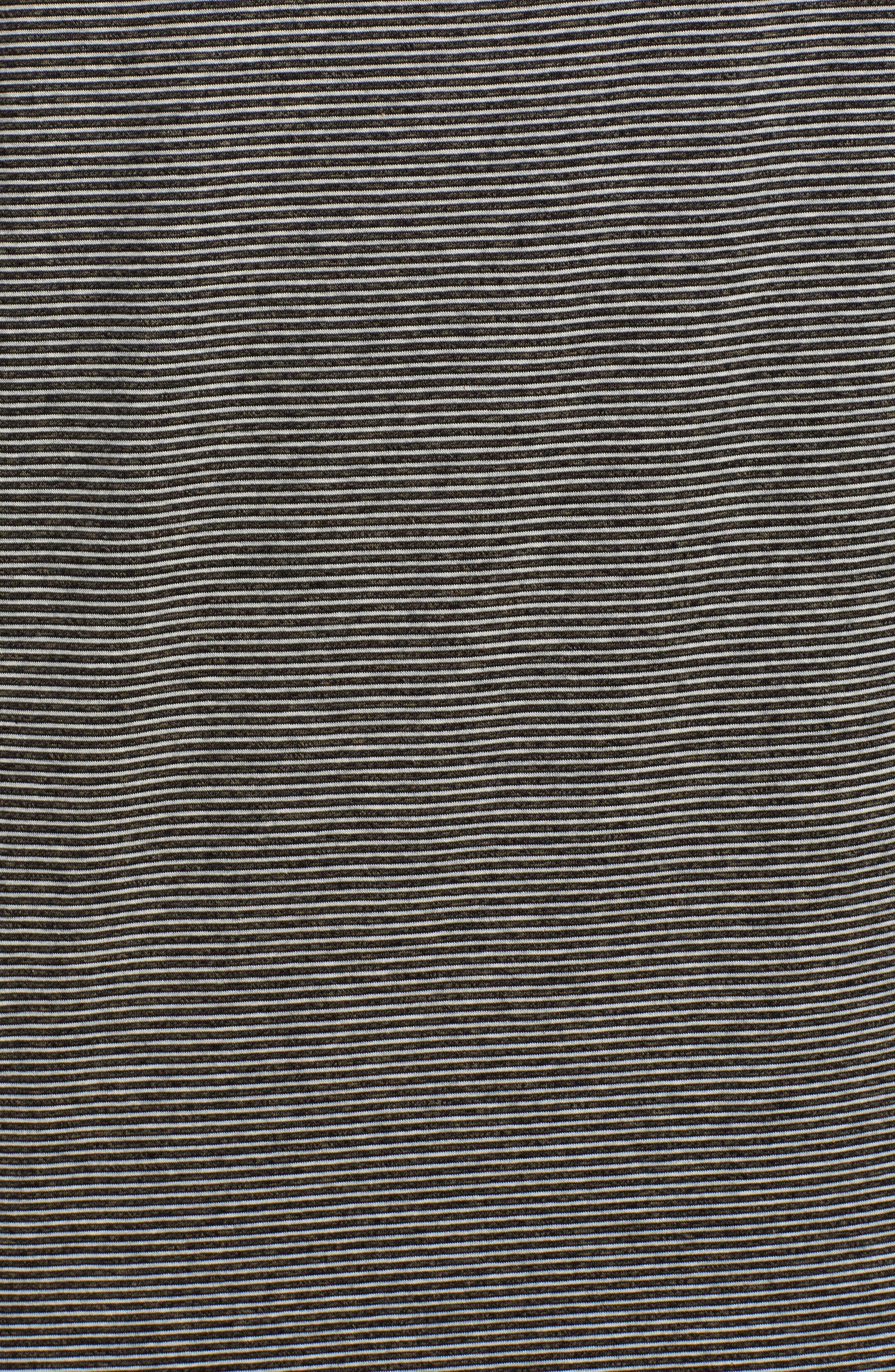 Knit Polo,                             Alternate thumbnail 5, color,                             CARAMEL