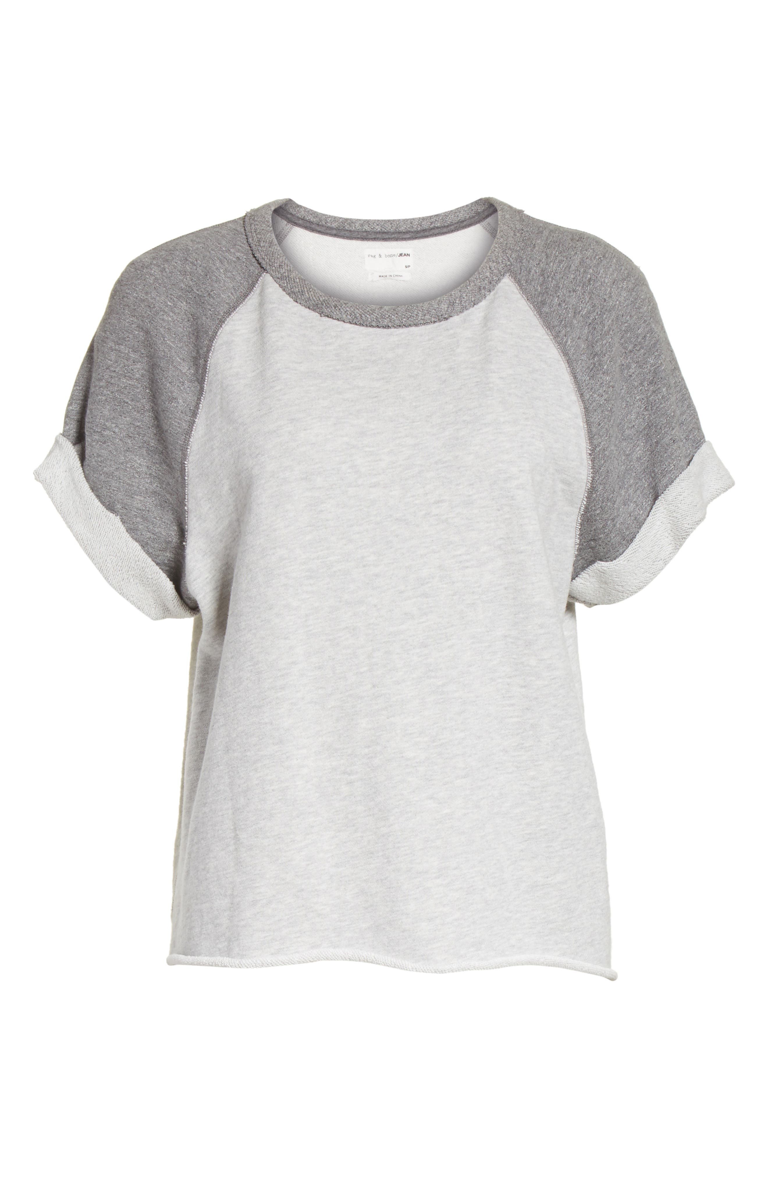 Terry Tee,                             Alternate thumbnail 6, color,                             063