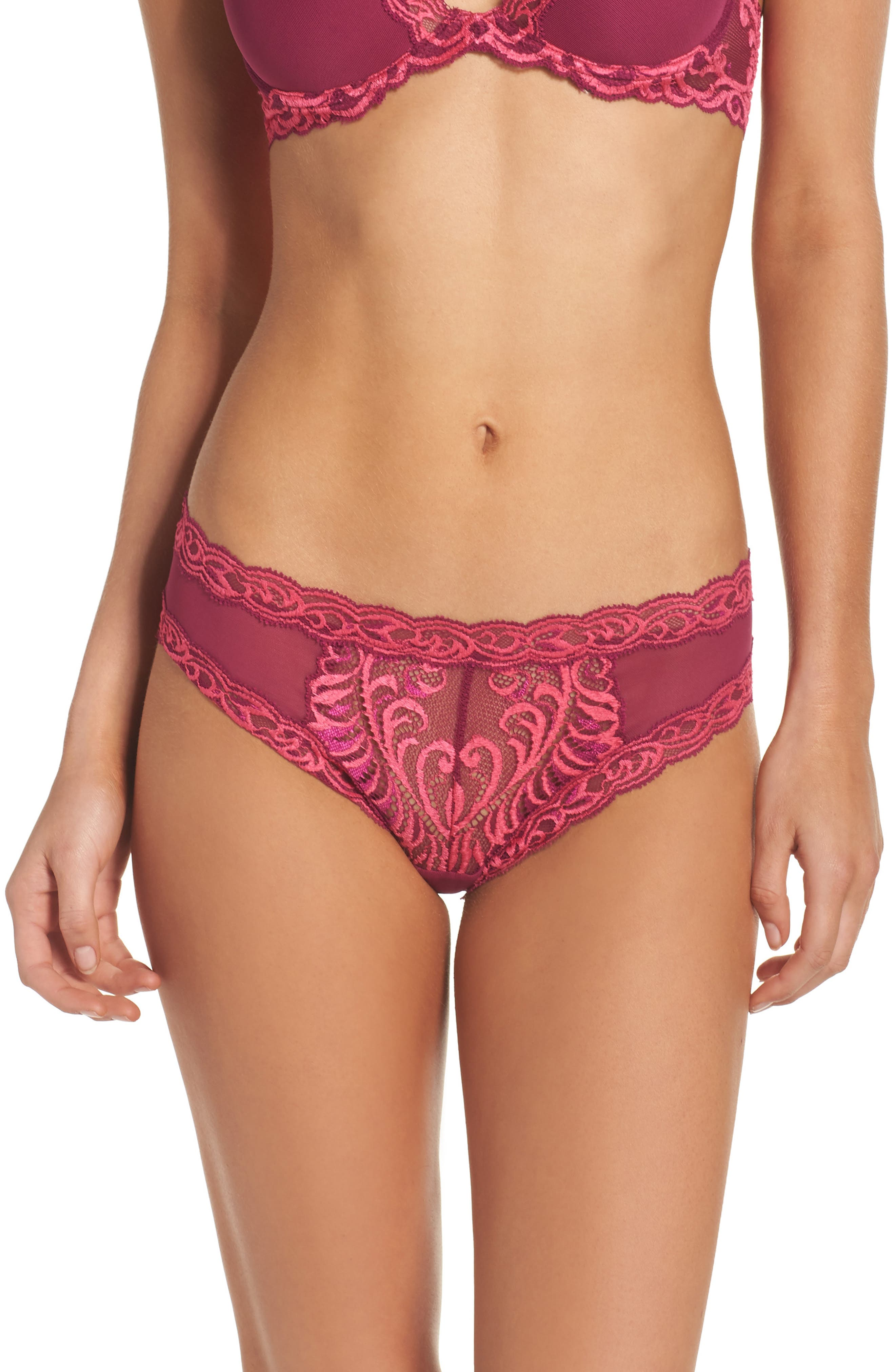 Feathers Hipster Briefs,                             Alternate thumbnail 138, color,