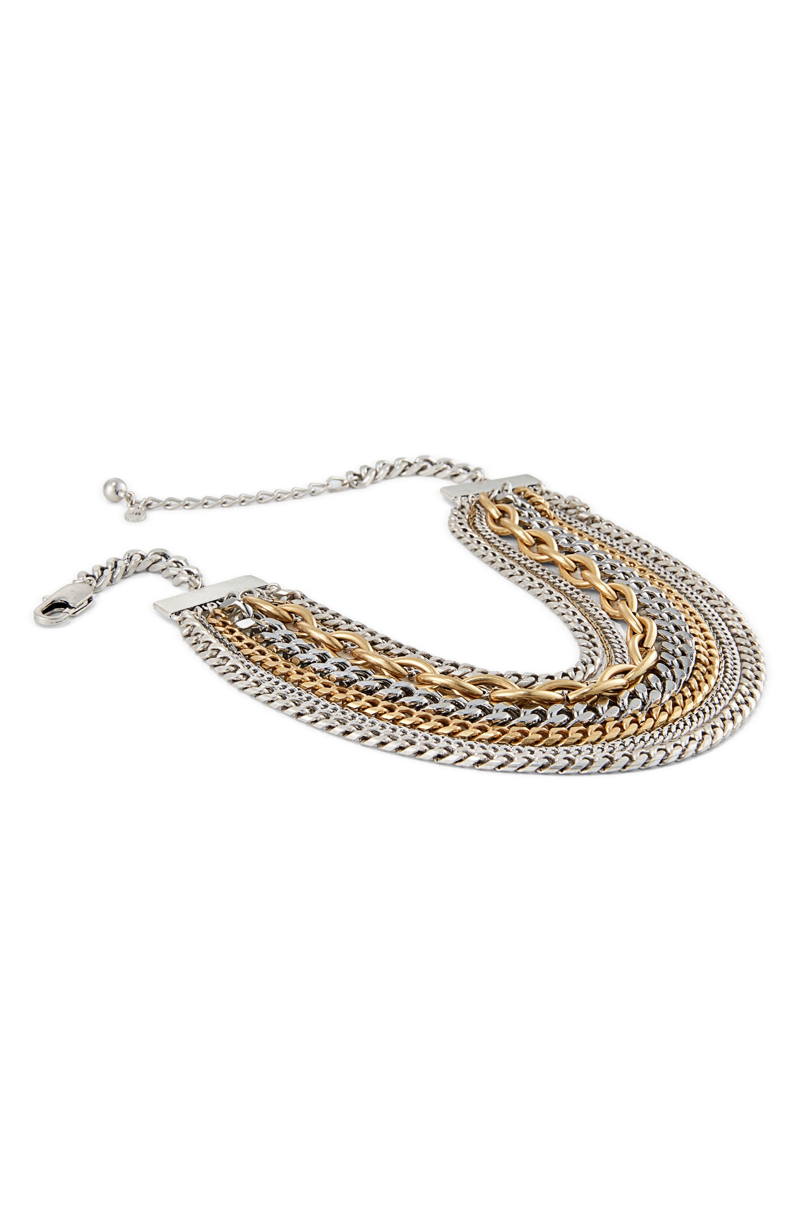 Marra Collar Necklace,                             Alternate thumbnail 4, color,                             040