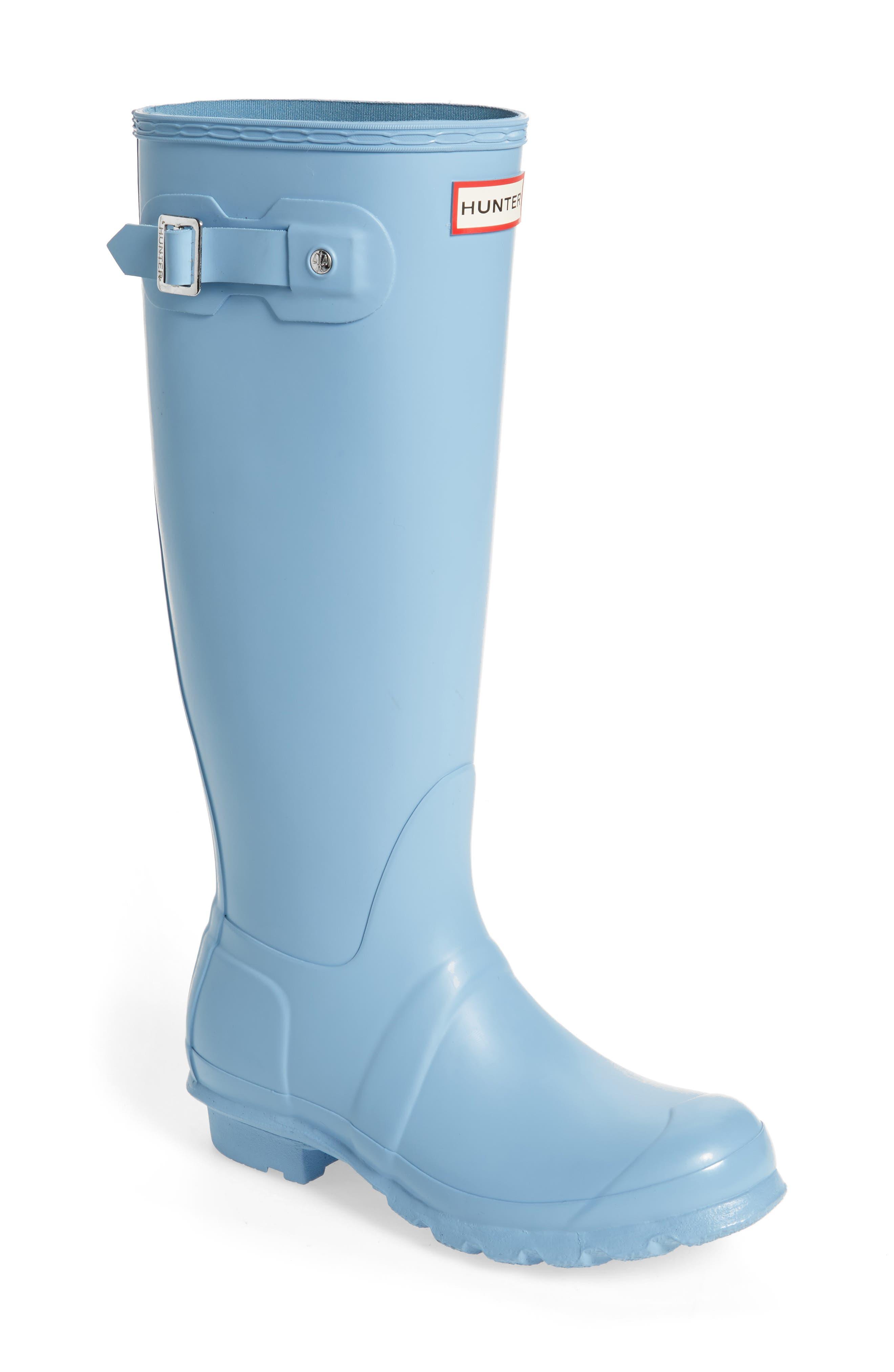 'Original Tall' Rain Boot,                             Main thumbnail 7, color,