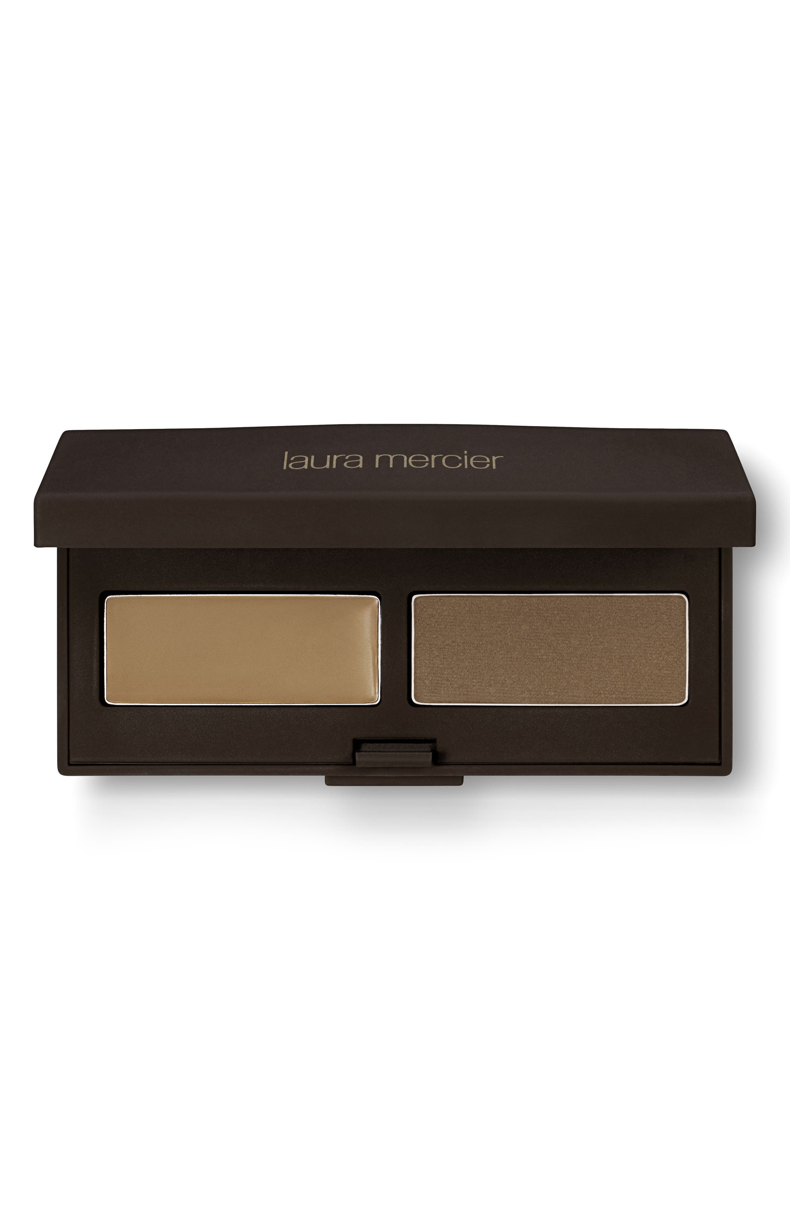 Sketch & Intensify Pomade and Brow Powder Duo,                             Main thumbnail 1, color,                             BLONDE