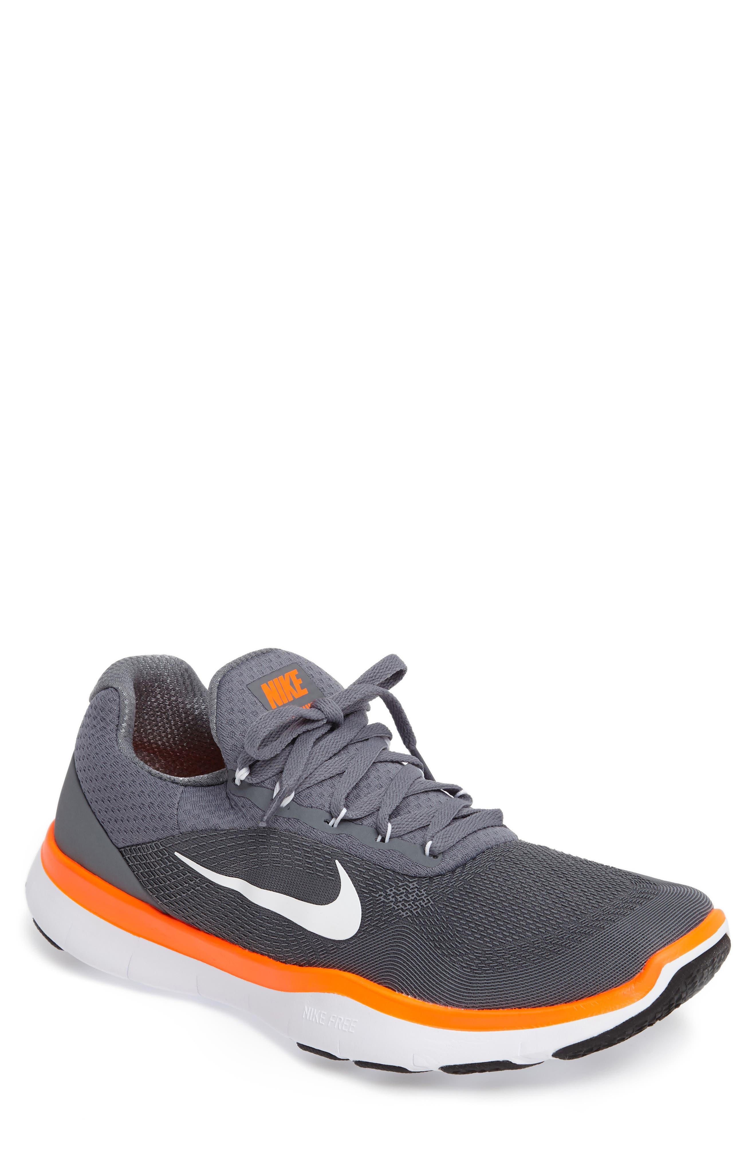 Free Trainer V7 Training Shoe,                             Main thumbnail 1, color,                             021